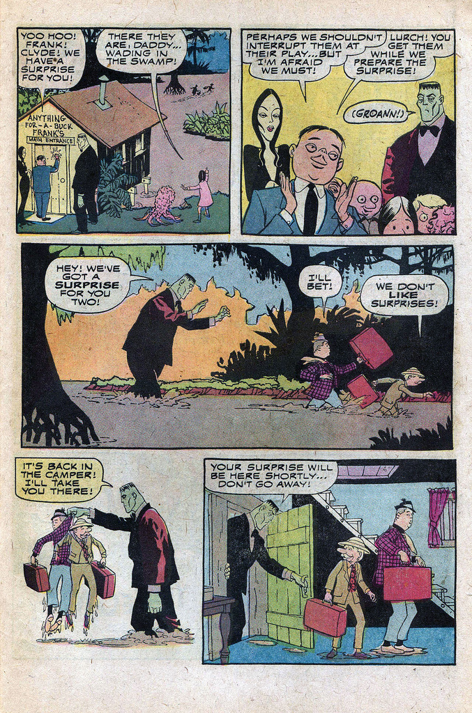 Read online Addams Family comic -  Issue #1 - 25