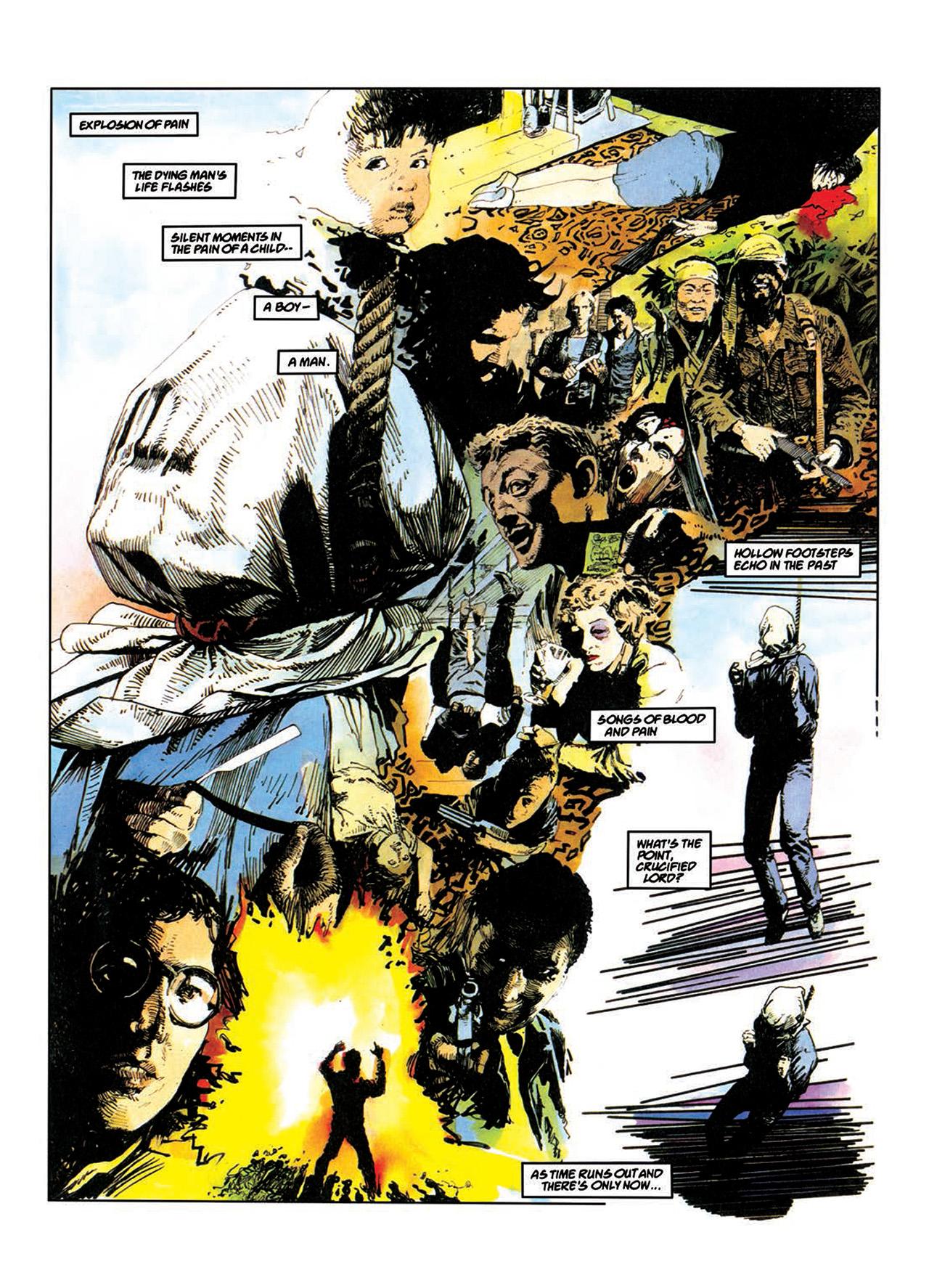 Read online Mazeworld comic -  Issue # TPB - 9