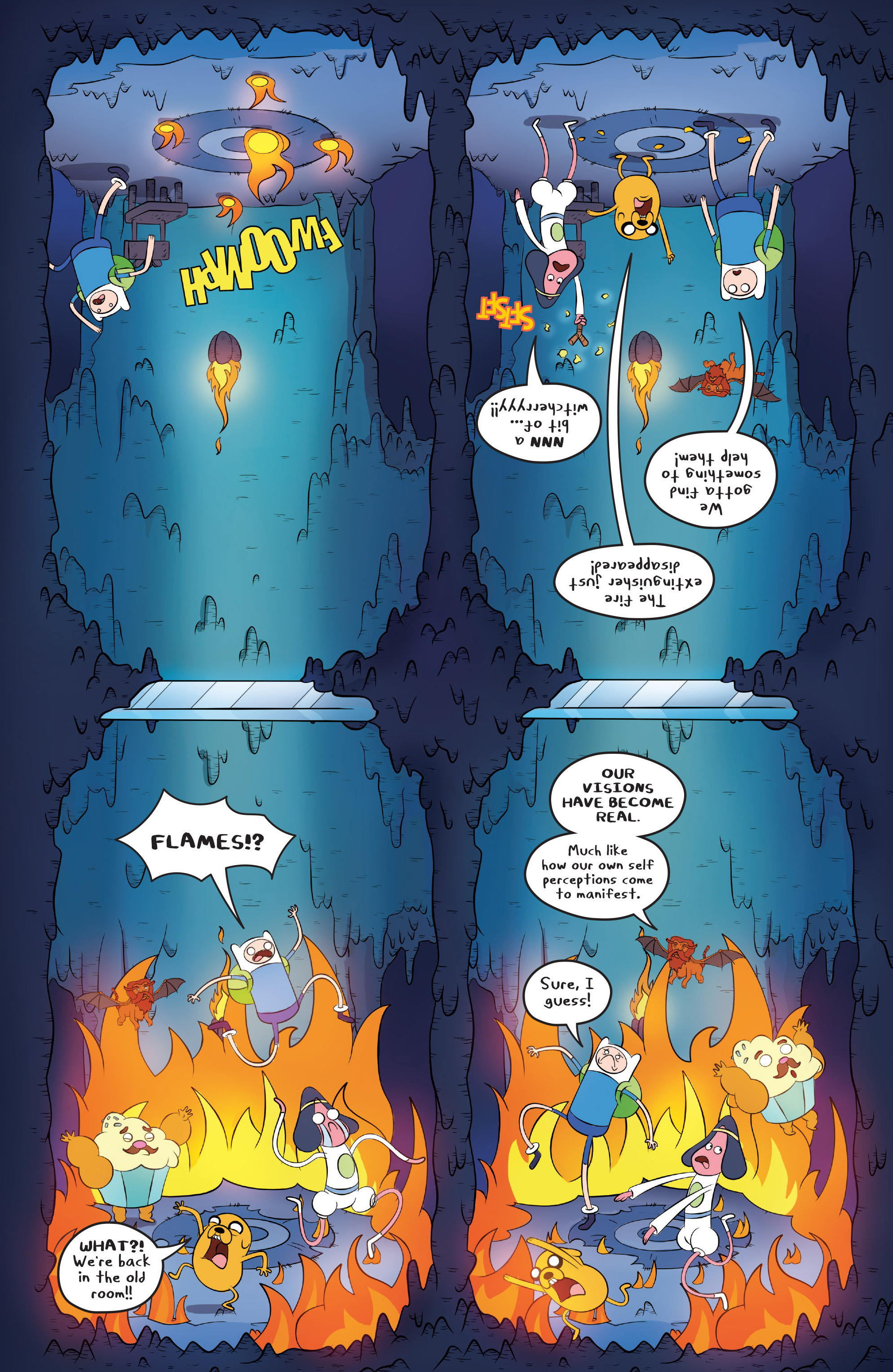 Read online Adventure Time comic -  Issue #45 - 18