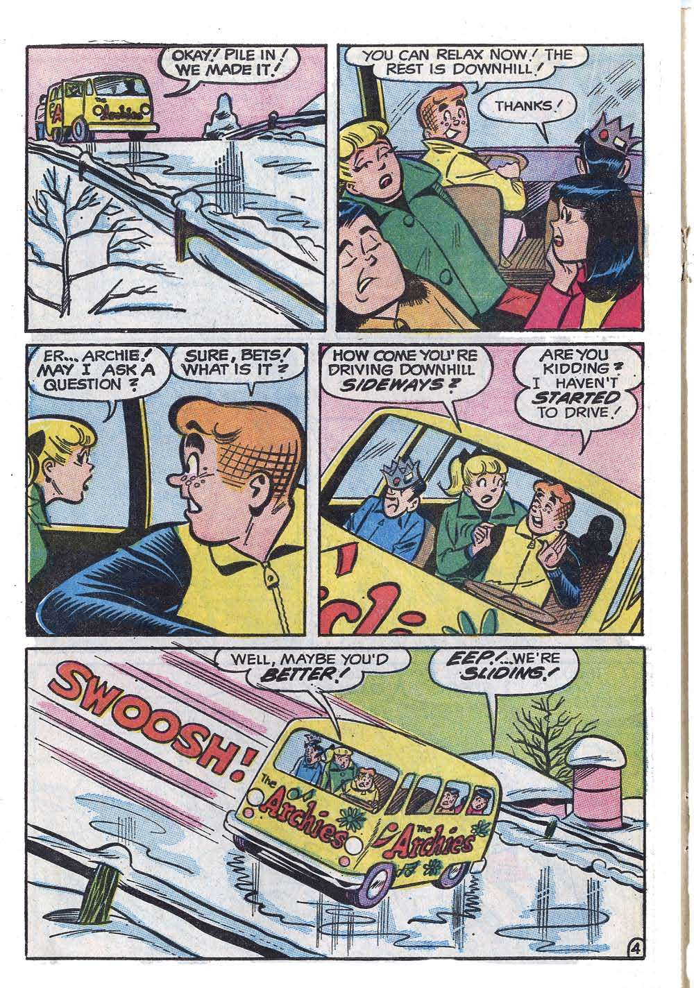Read online Archie (1960) comic -  Issue #208 - 16