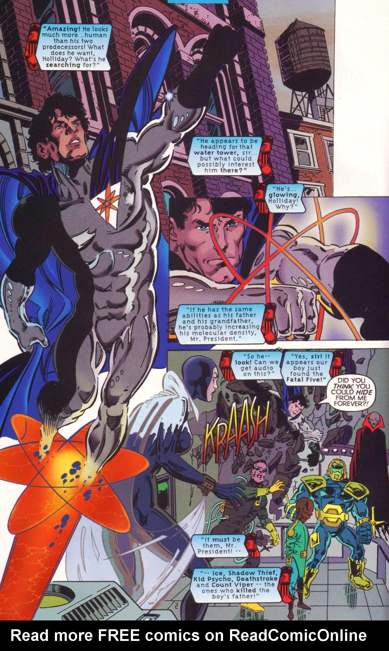 Read online Tangent Comics/ The Atom comic -  Issue # Full - 3