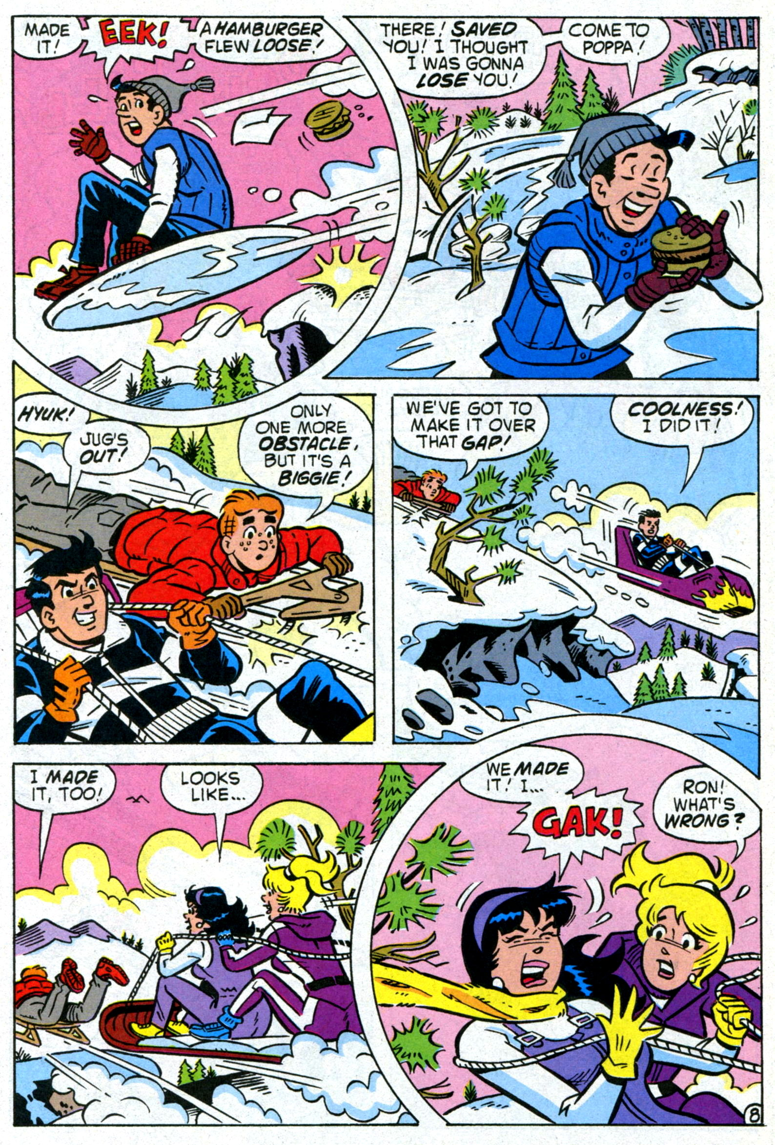 Read online World of Archie comic -  Issue #8 - 14