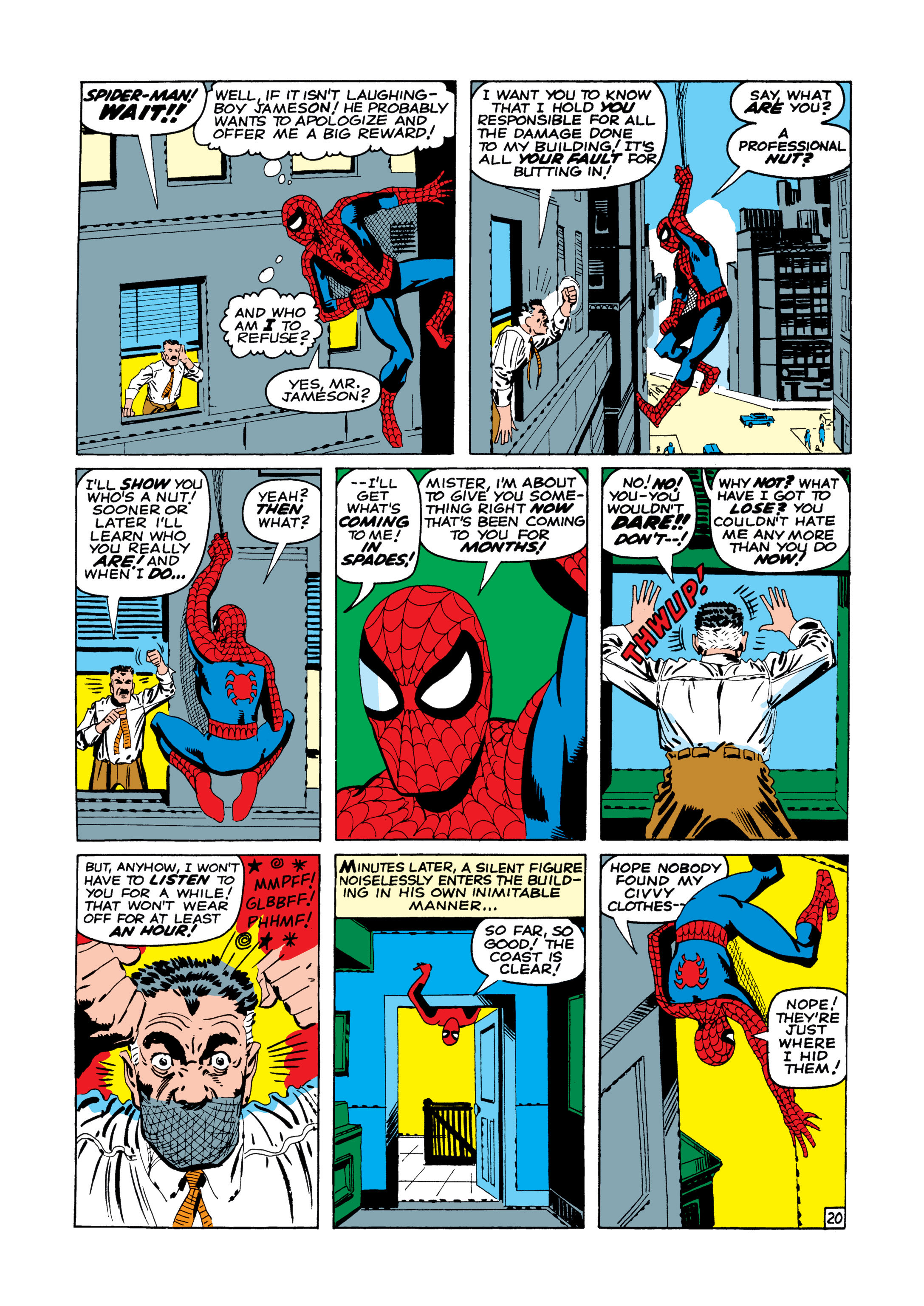 The Amazing Spider-Man (1963) 7 Page 20