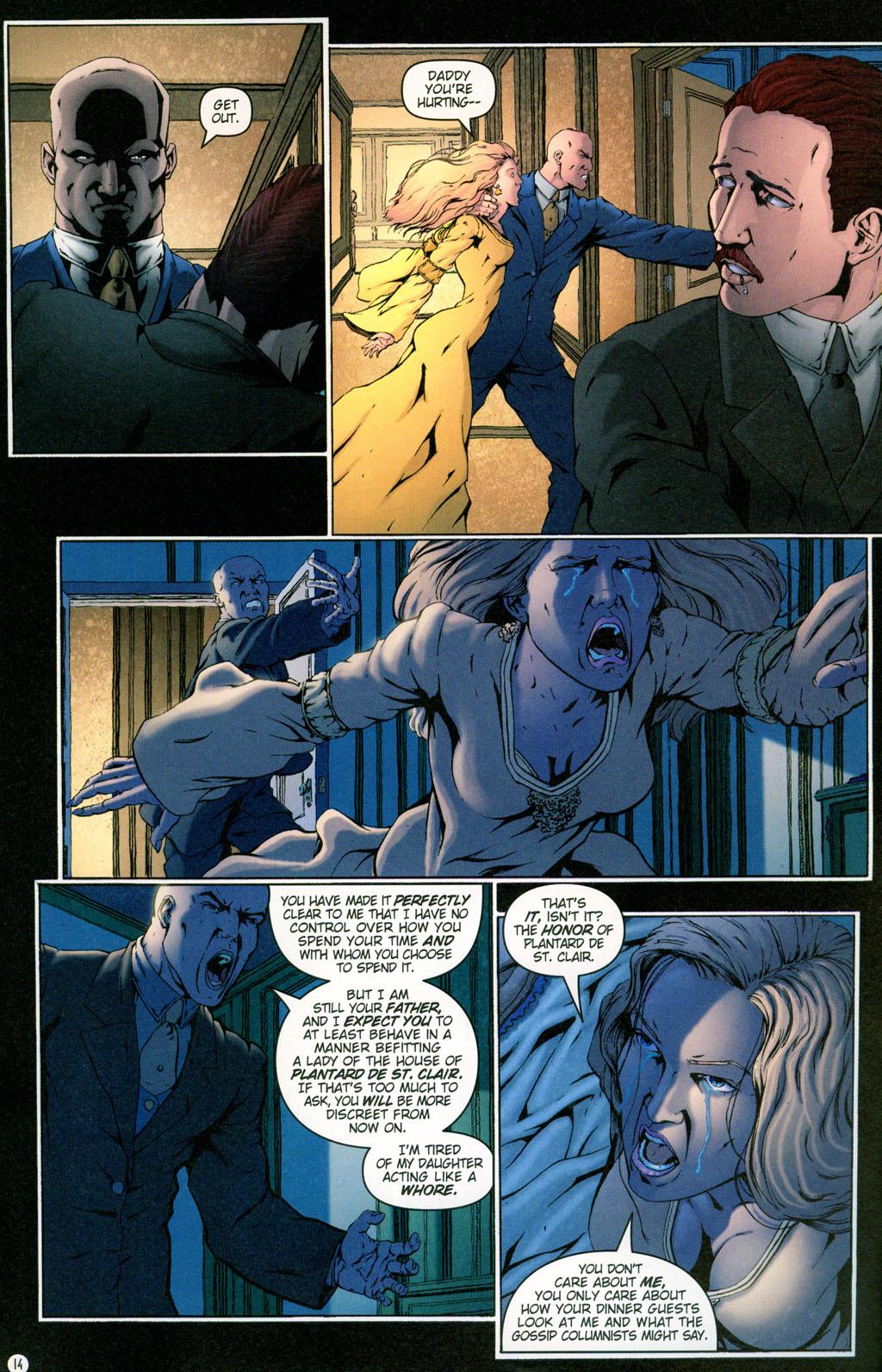 Read online Rex Mundi comic -  Issue #12 - 18