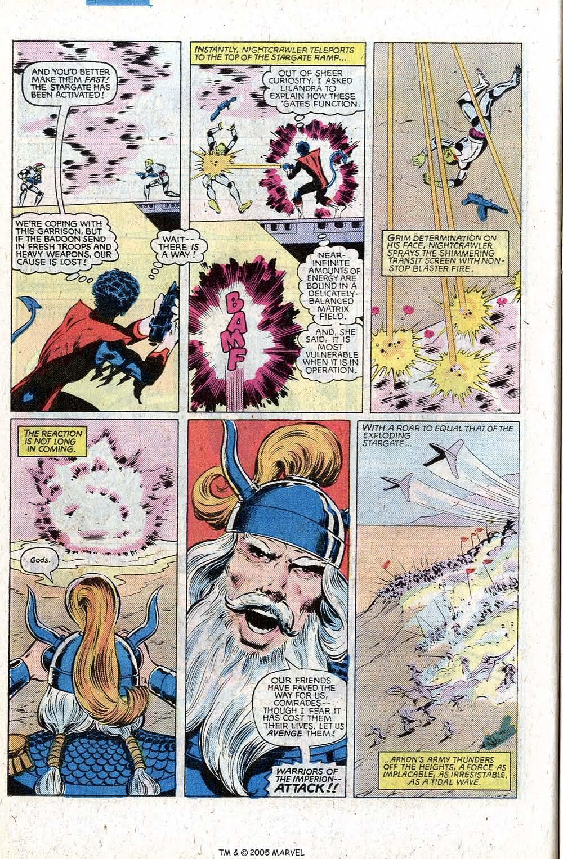Read online Uncanny X-Men (1963) comic -  Issue # _Annual 5 - 38