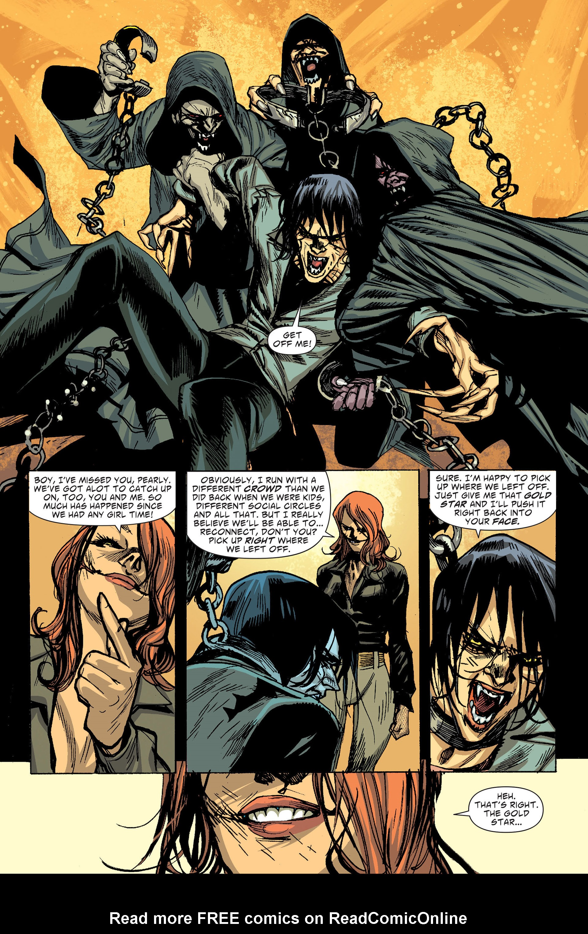 Read online American Vampire comic -  Issue #32 - 3