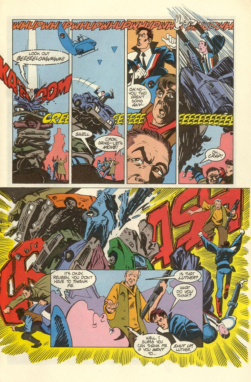 Read online American Flagg! comic -  Issue #39 - 25