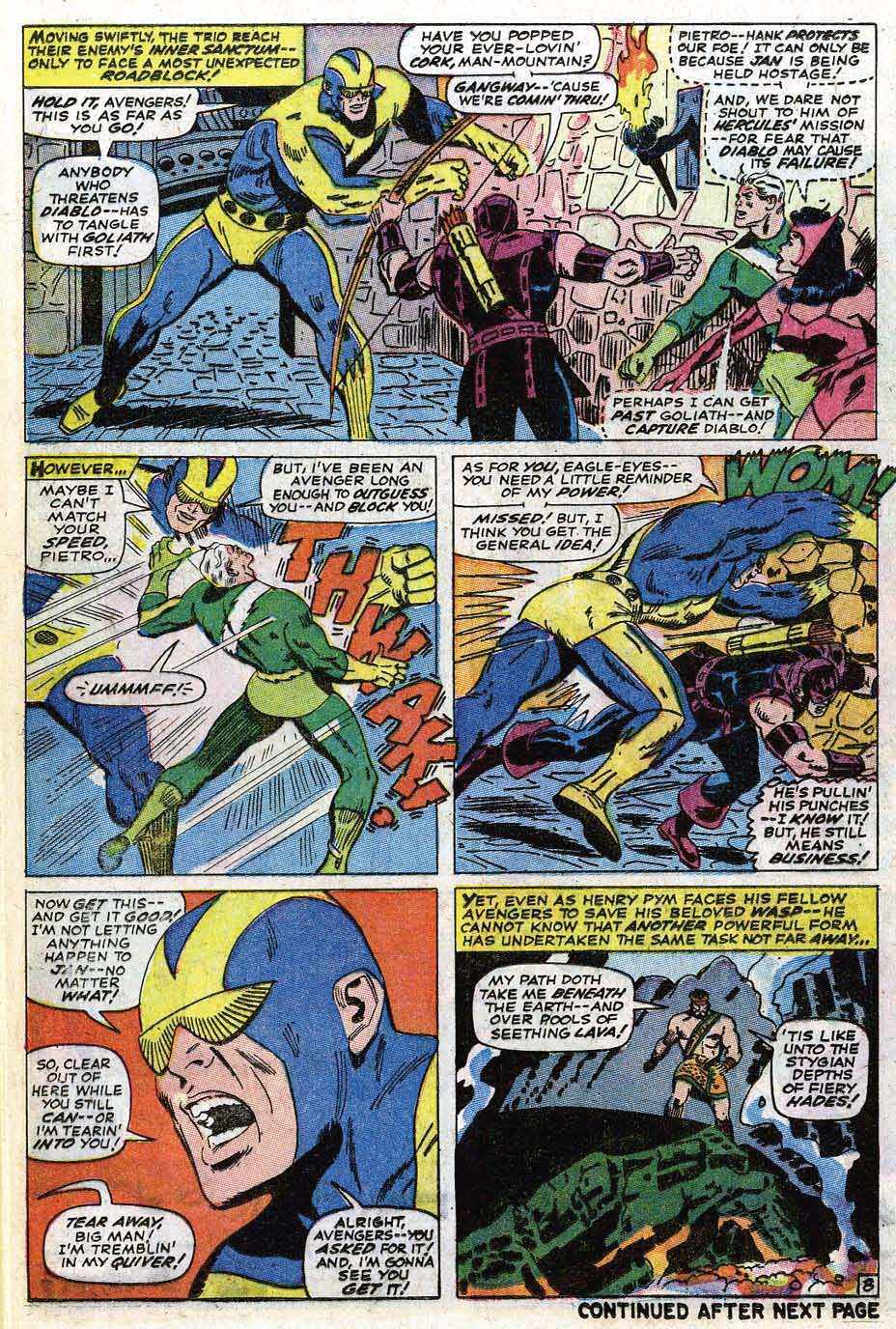 The Avengers (1963) 42 Page 11
