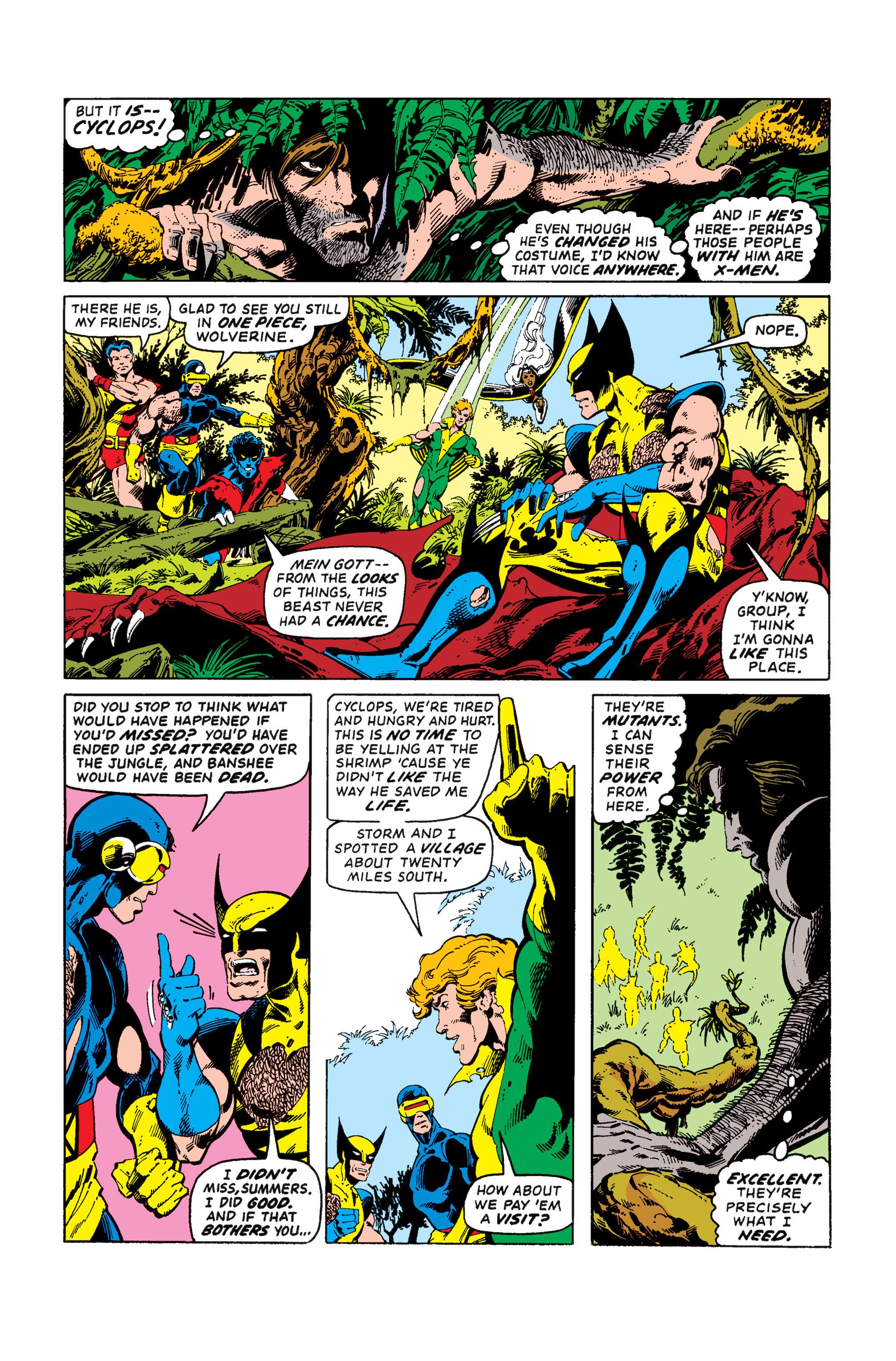 Uncanny X-Men (1963) 114 Page 9