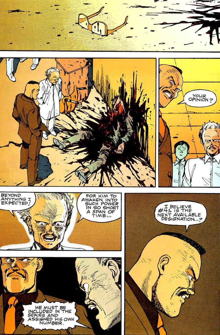 Read online Akira comic -  Issue #3 - 62