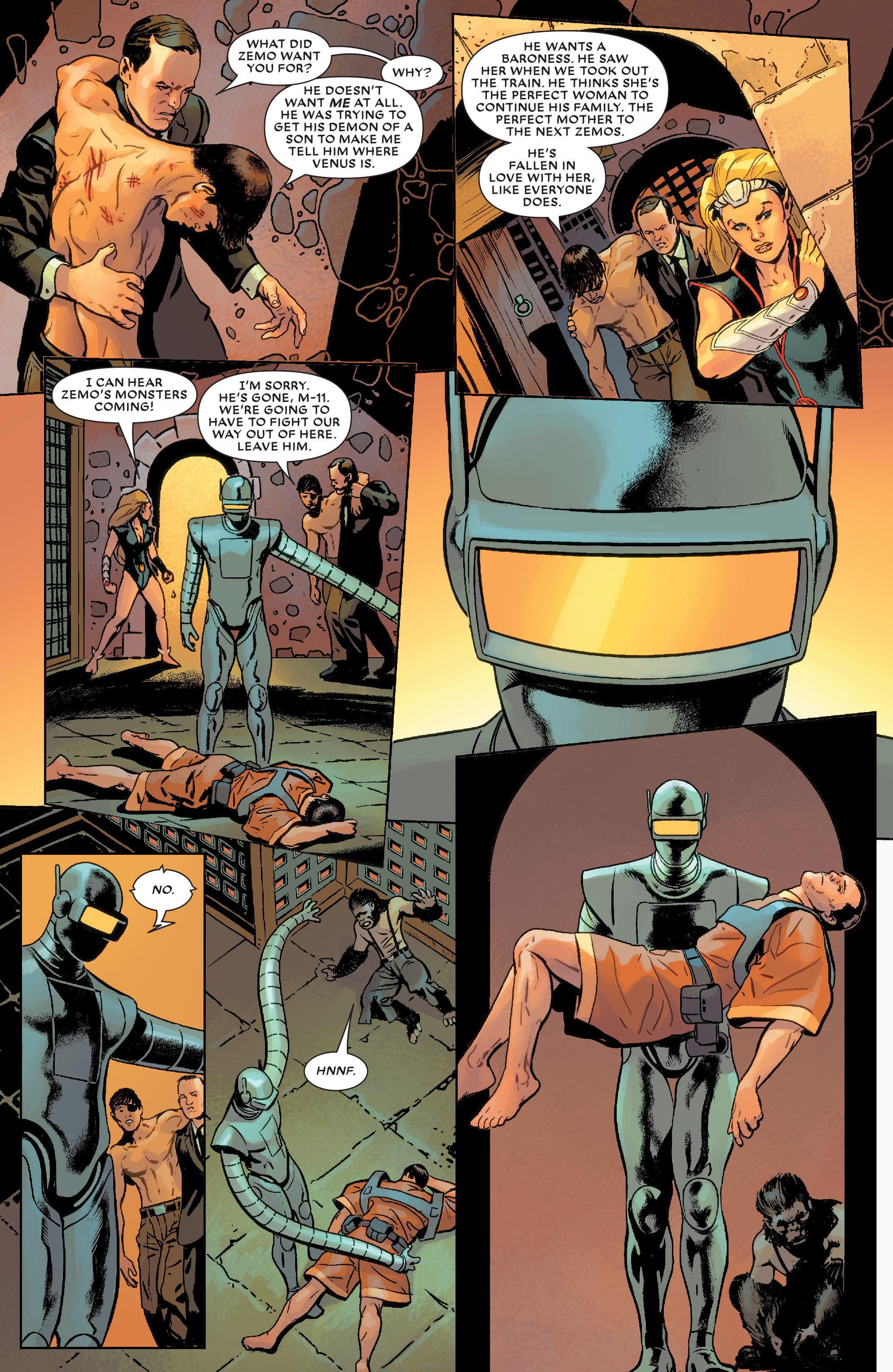 Read online Secret Wars: Agents of Atlas comic -  Issue # Full - 25