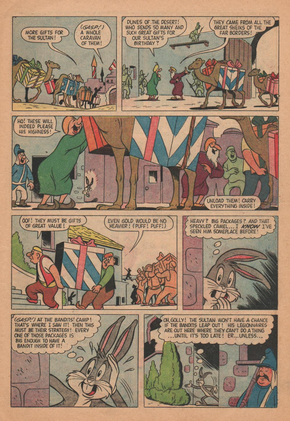 Bugs Bunny (1952) issue 62 - Page 13