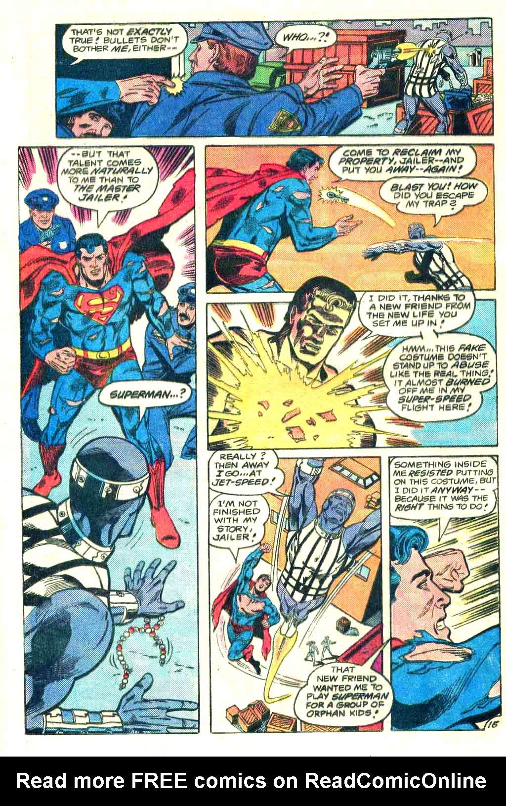 Read online Action Comics (1938) comic -  Issue #564 - 16