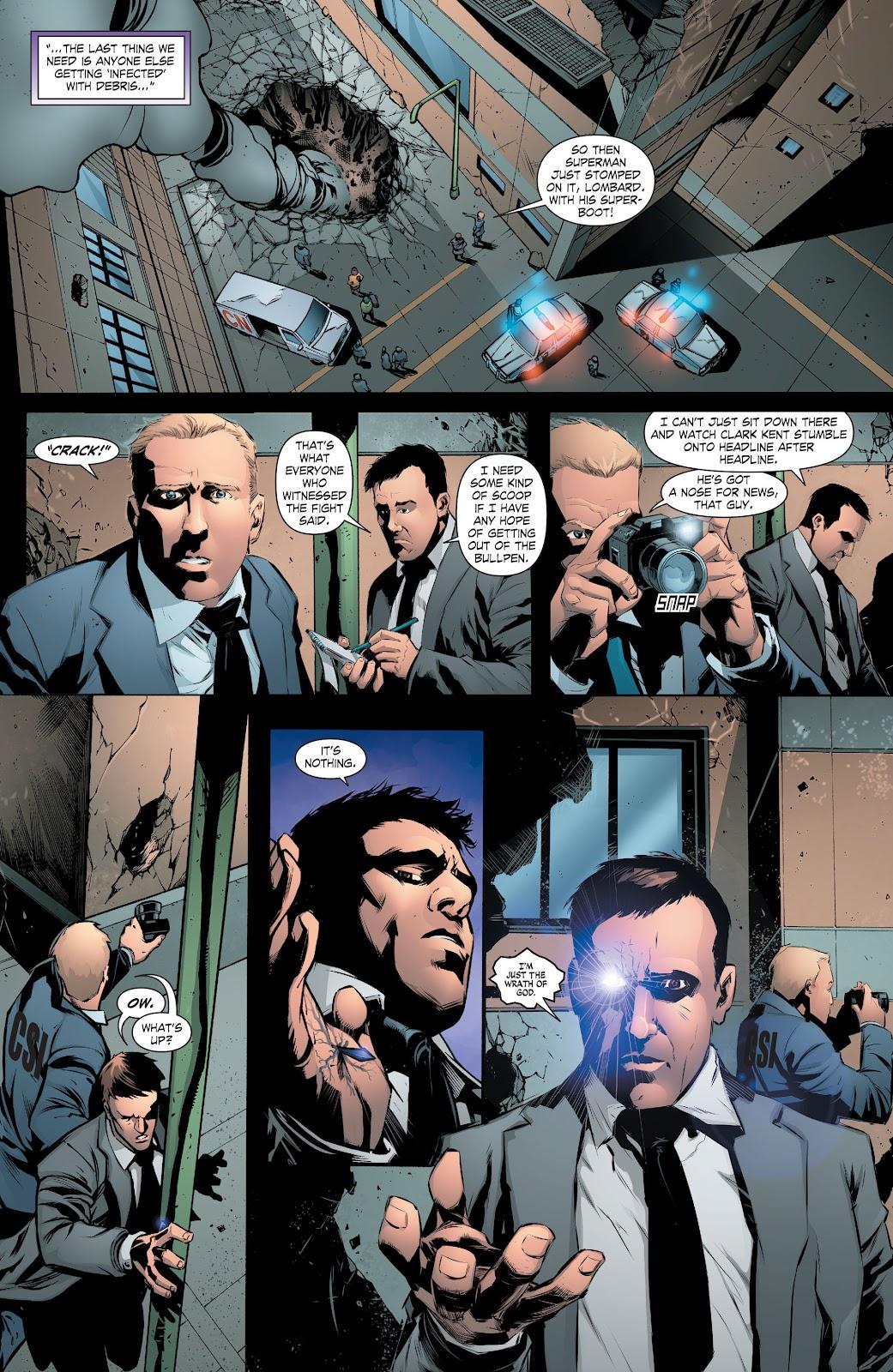 Read online Smallville Season 11 [II] comic -  Issue # TPB 8 - 65