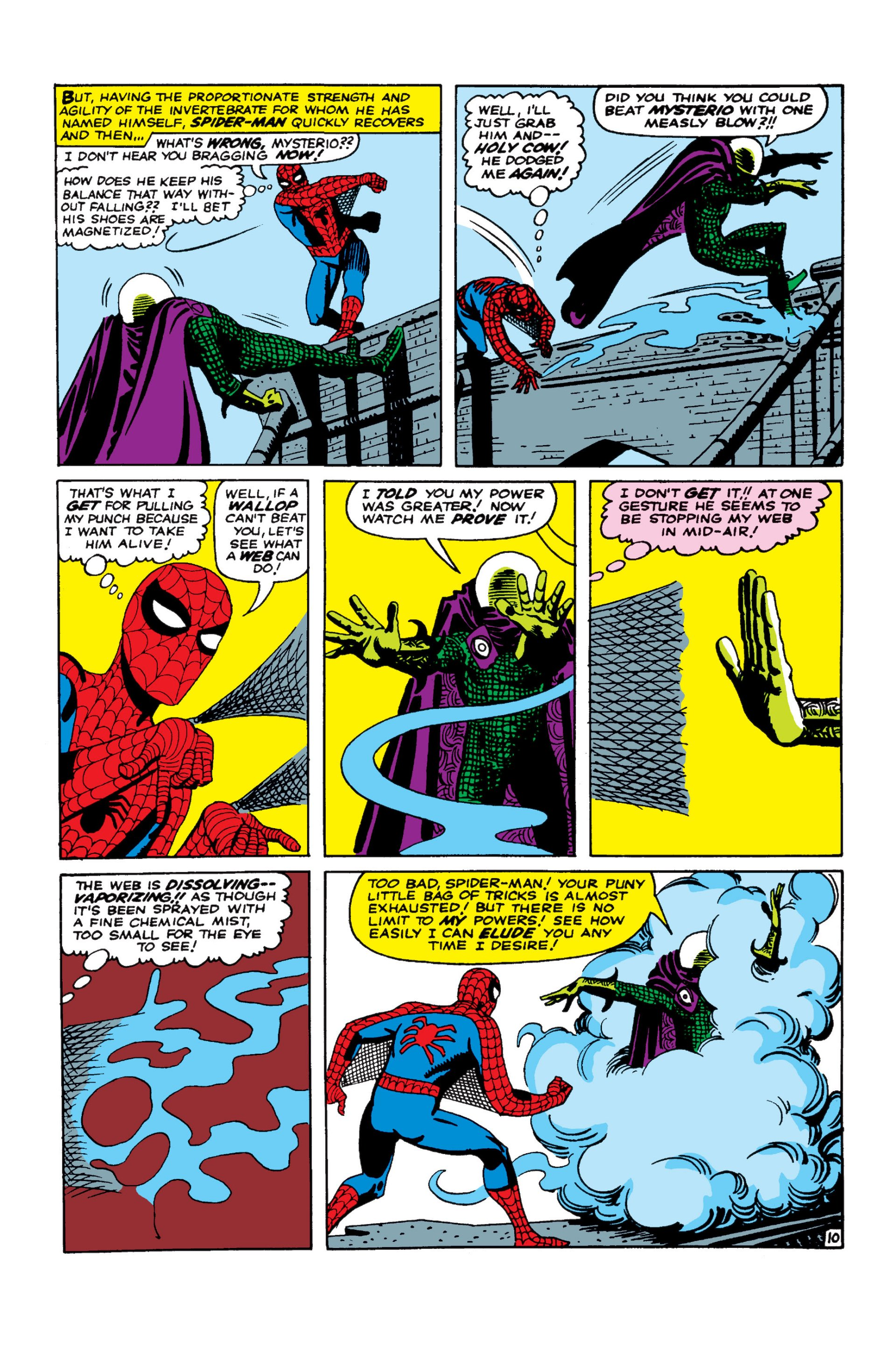 The Amazing Spider-Man (1963) 13 Page 10