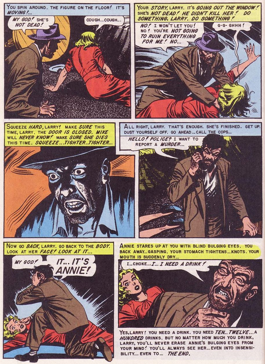Read online Shock SuspenStories comic -  Issue #12 - 9