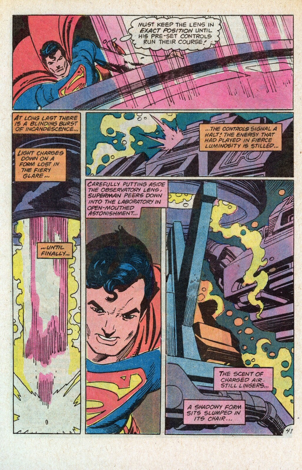 Read online Superman Special (1983) comic -  Issue #1 - 48