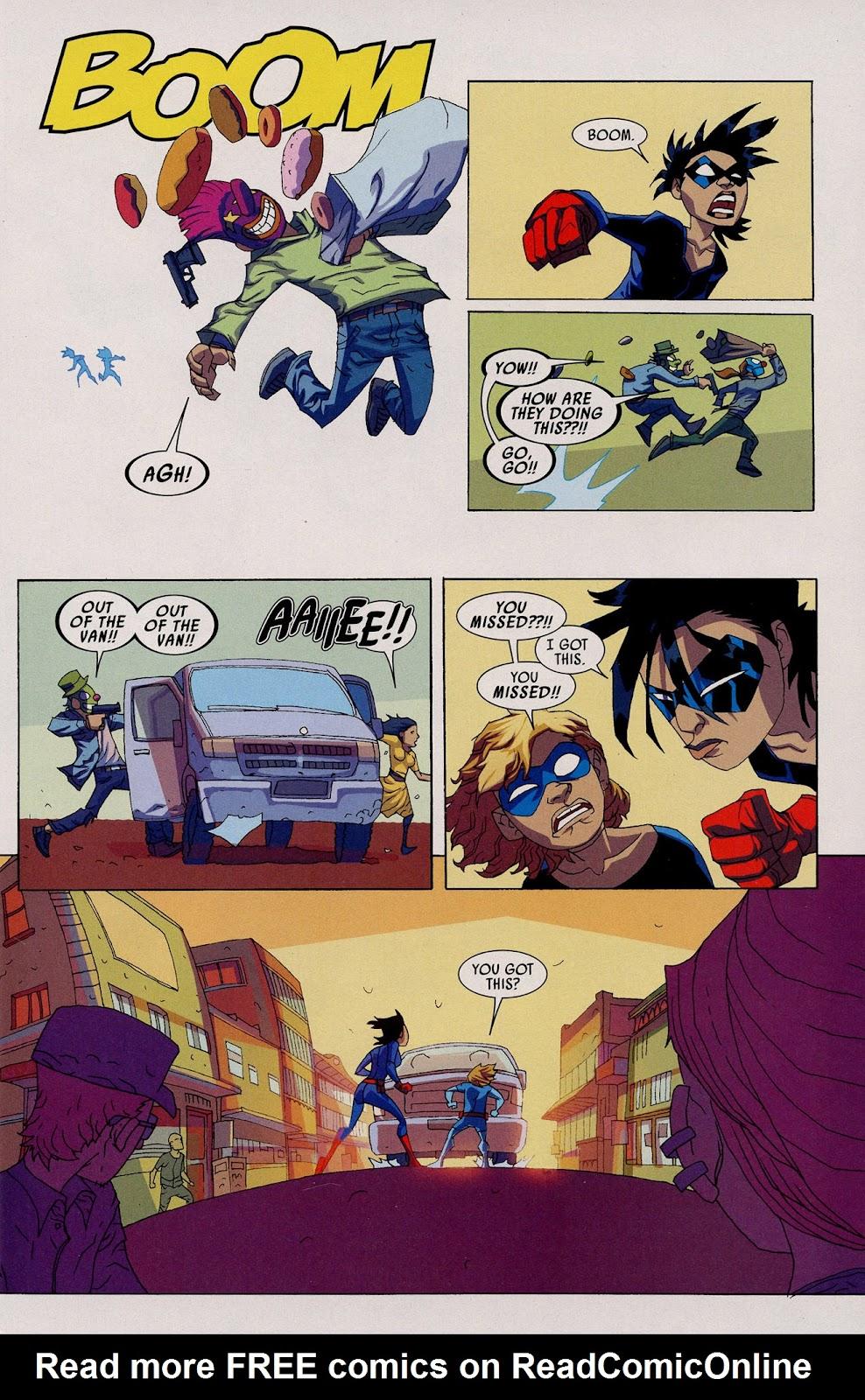 Read online Takio (2012) comic -  Issue #1 - 7
