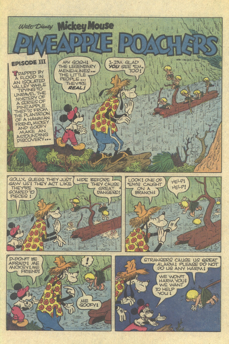 Walt Disney's Comics and Stories issue 502 - Page 27
