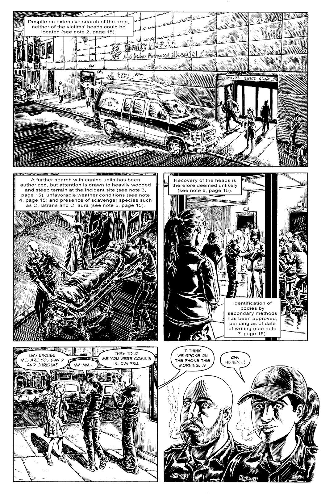 Read online Alan Moore's Cinema Purgatorio comic -  Issue #17 - 17