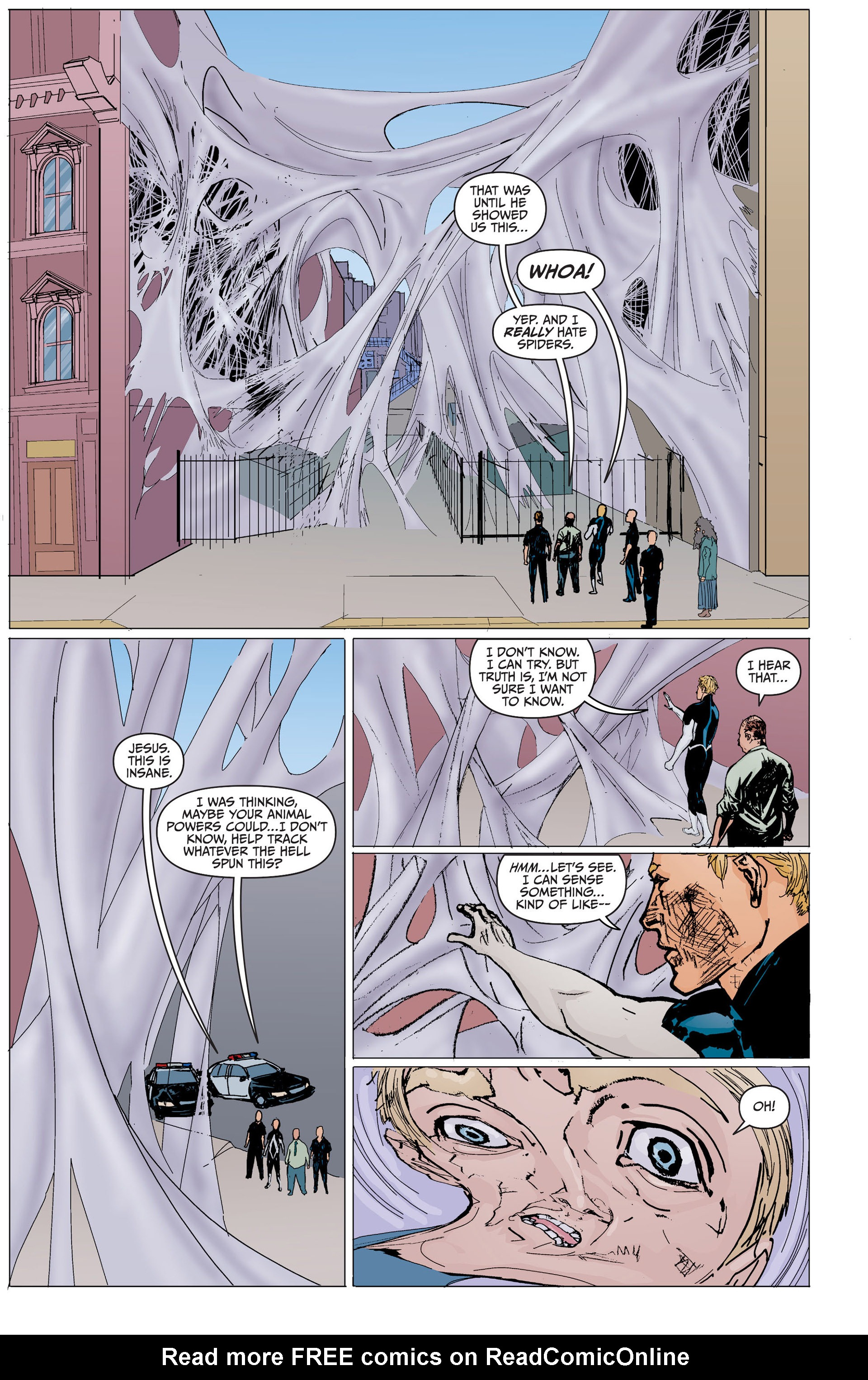 Read online Animal Man (2011) comic -  Issue #Animal Man (2011) _Annual 2 - 12