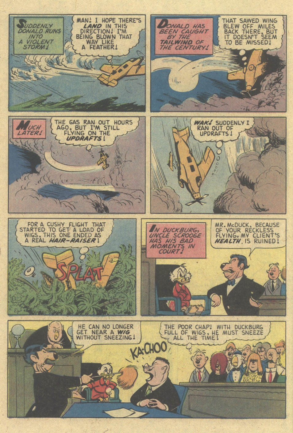 Read online Uncle Scrooge (1953) comic -  Issue #152 - 10