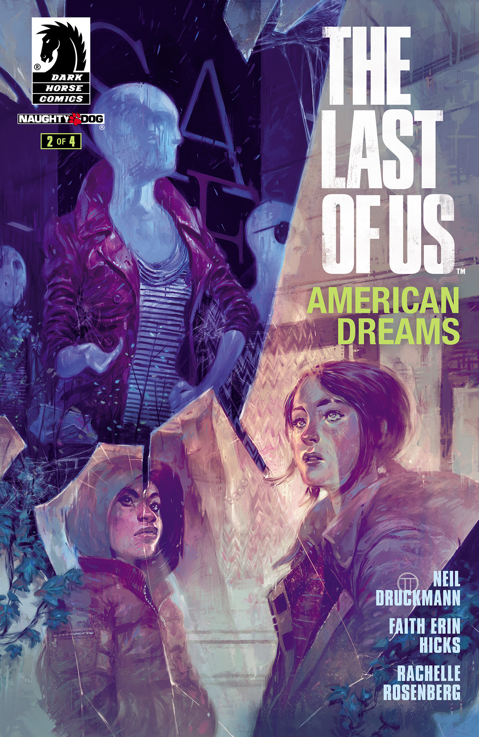 The Last of Us: American Dreams 2 Page 1