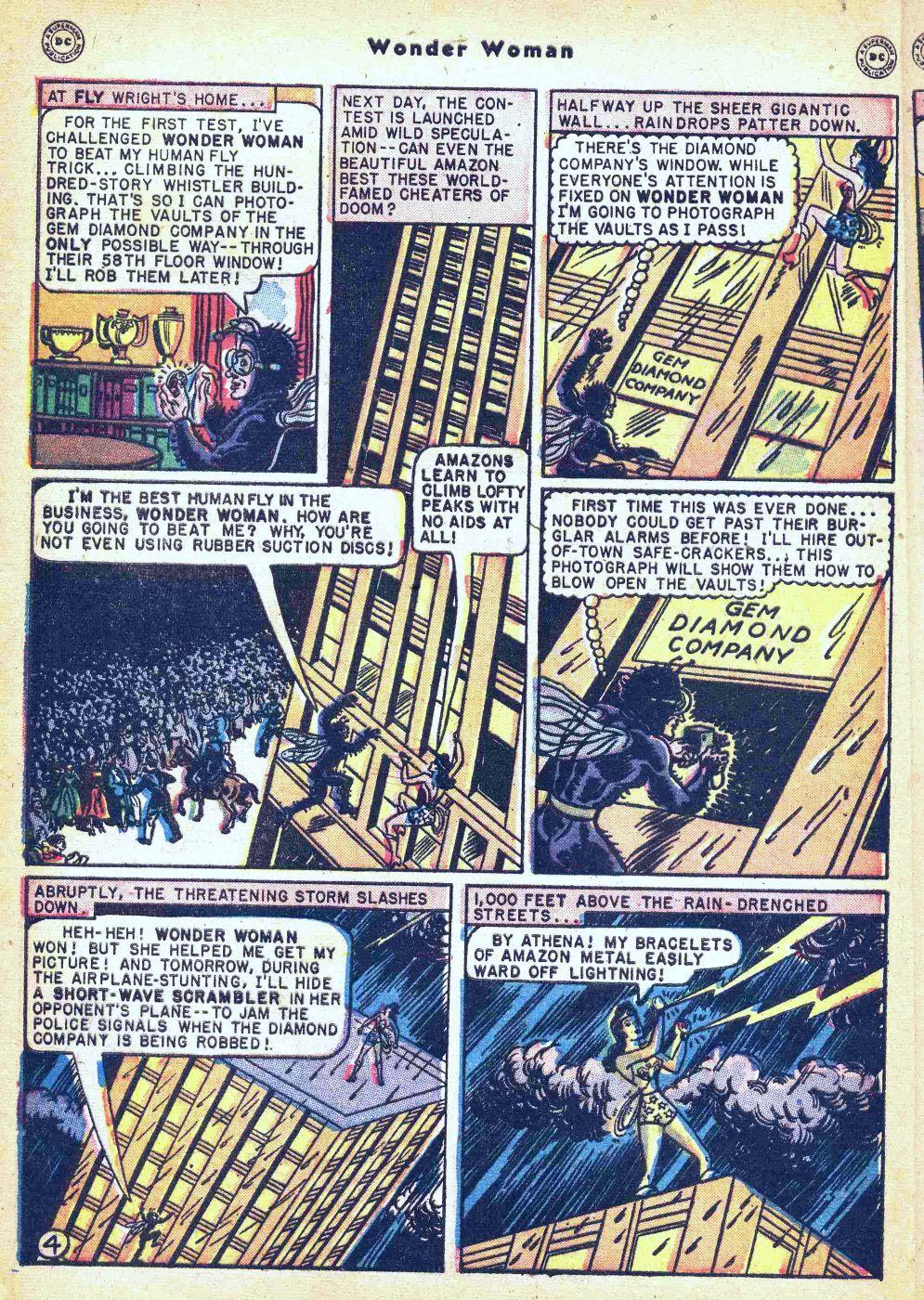 Read online Wonder Woman (1942) comic -  Issue #35 - 6