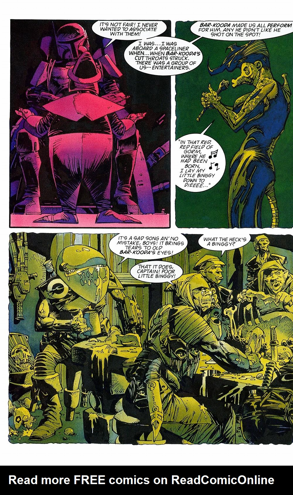 Read online Star Wars Omnibus comic -  Issue # Vol. 12 - 352