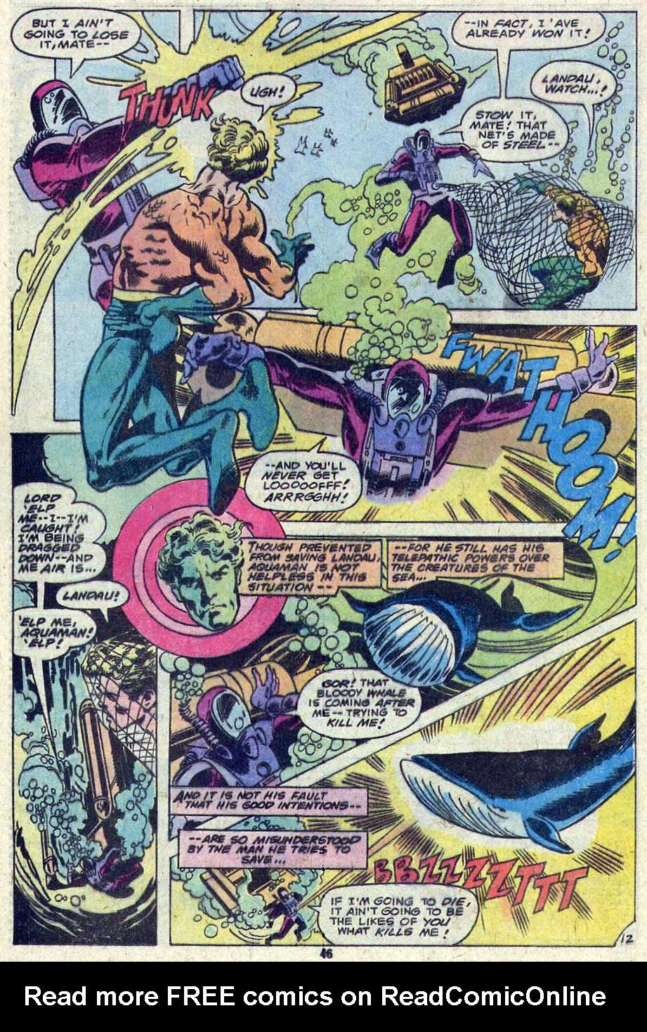 Read online Adventure Comics (1938) comic -  Issue #460 - 46
