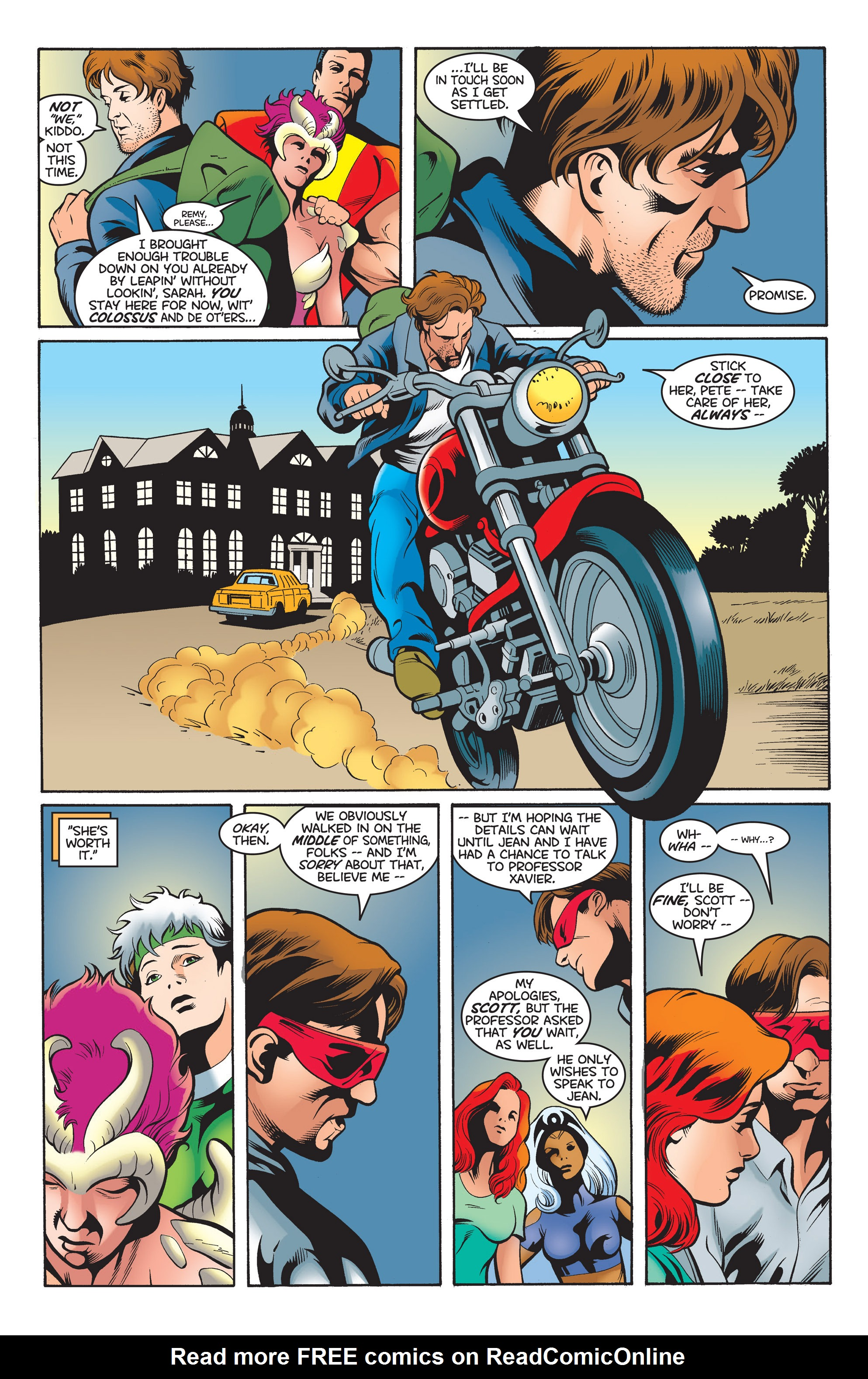 X-Men (1991) 92 Page 3