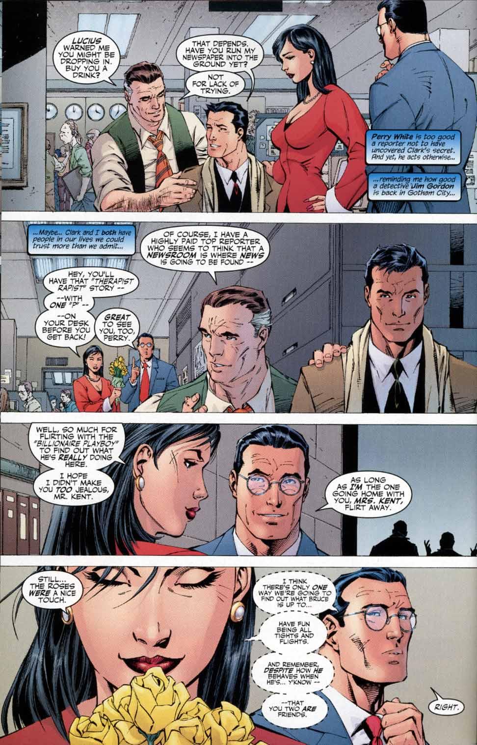 Read online Batman: Hush comic -  Issue #4 - 13