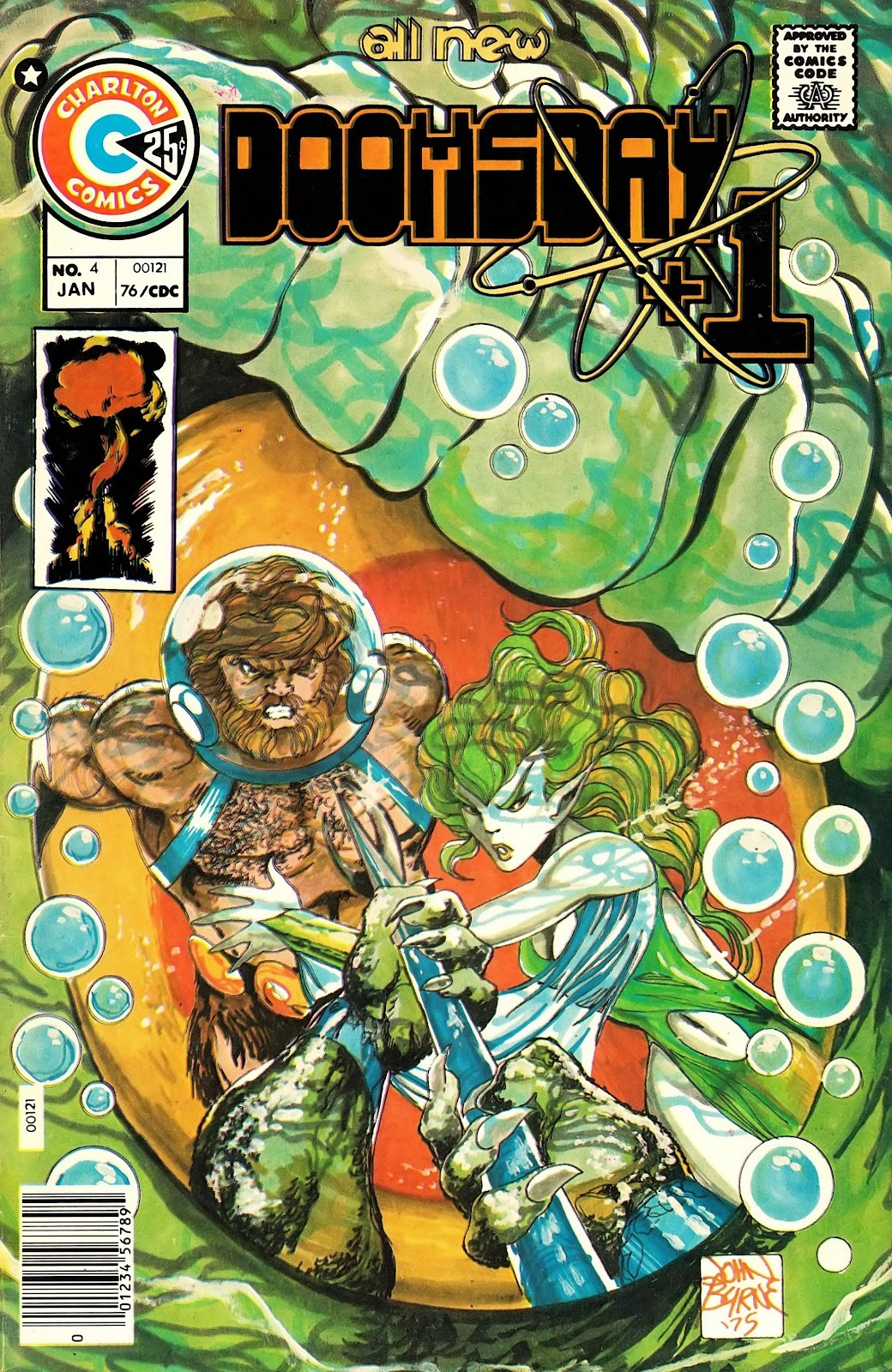 Read online Doomsday   1 (1975) comic -  Issue #4 - 2