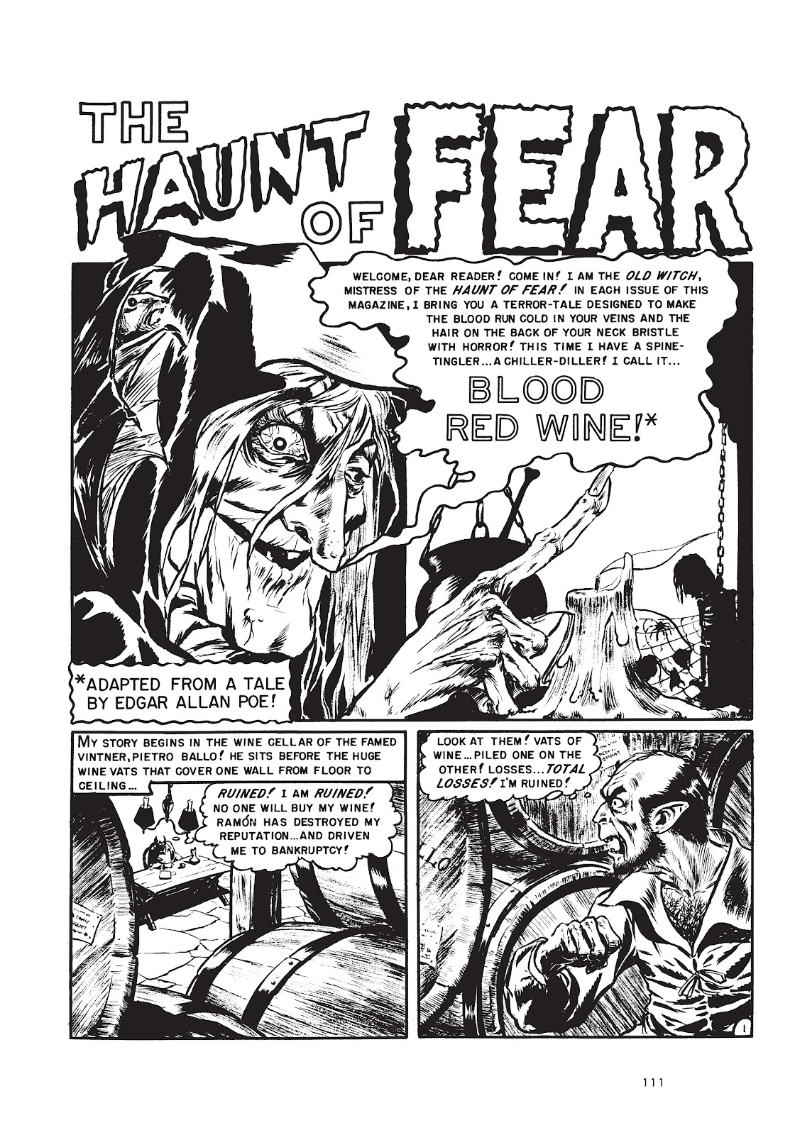 Read online Doctor of Horror and Other Stories comic -  Issue # TPB (Part 2) - 27