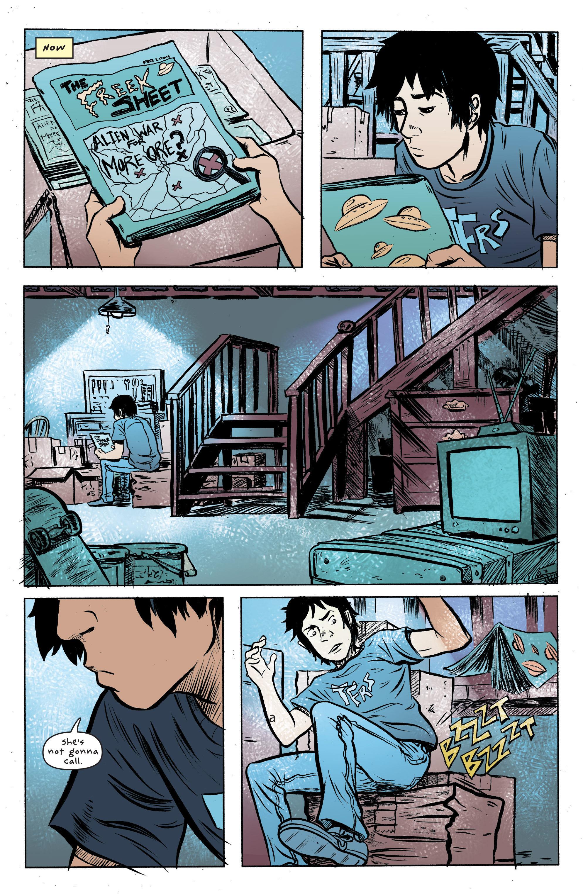 Read online UFOlogy comic -  Issue #3 - 19