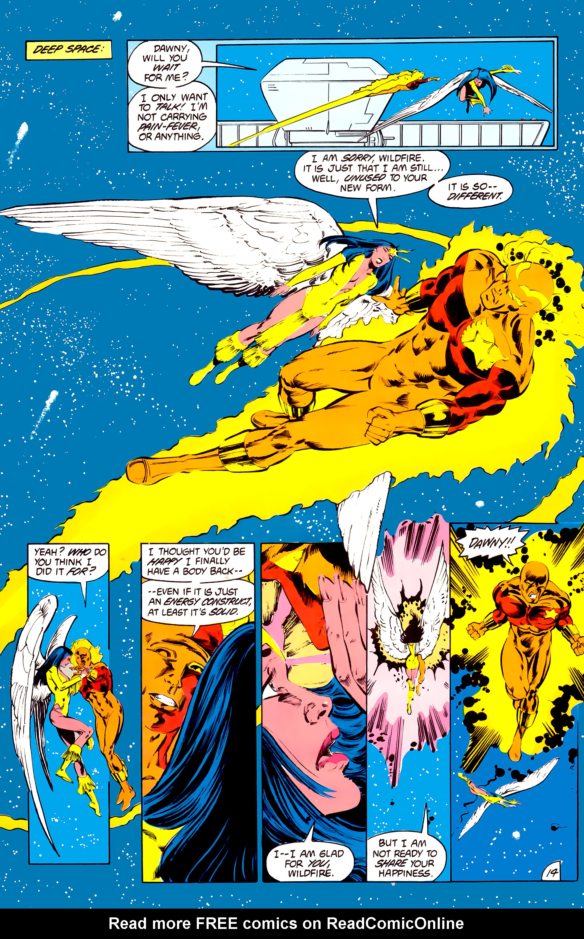 Legion of Super-Heroes (1984) 41 Page 14