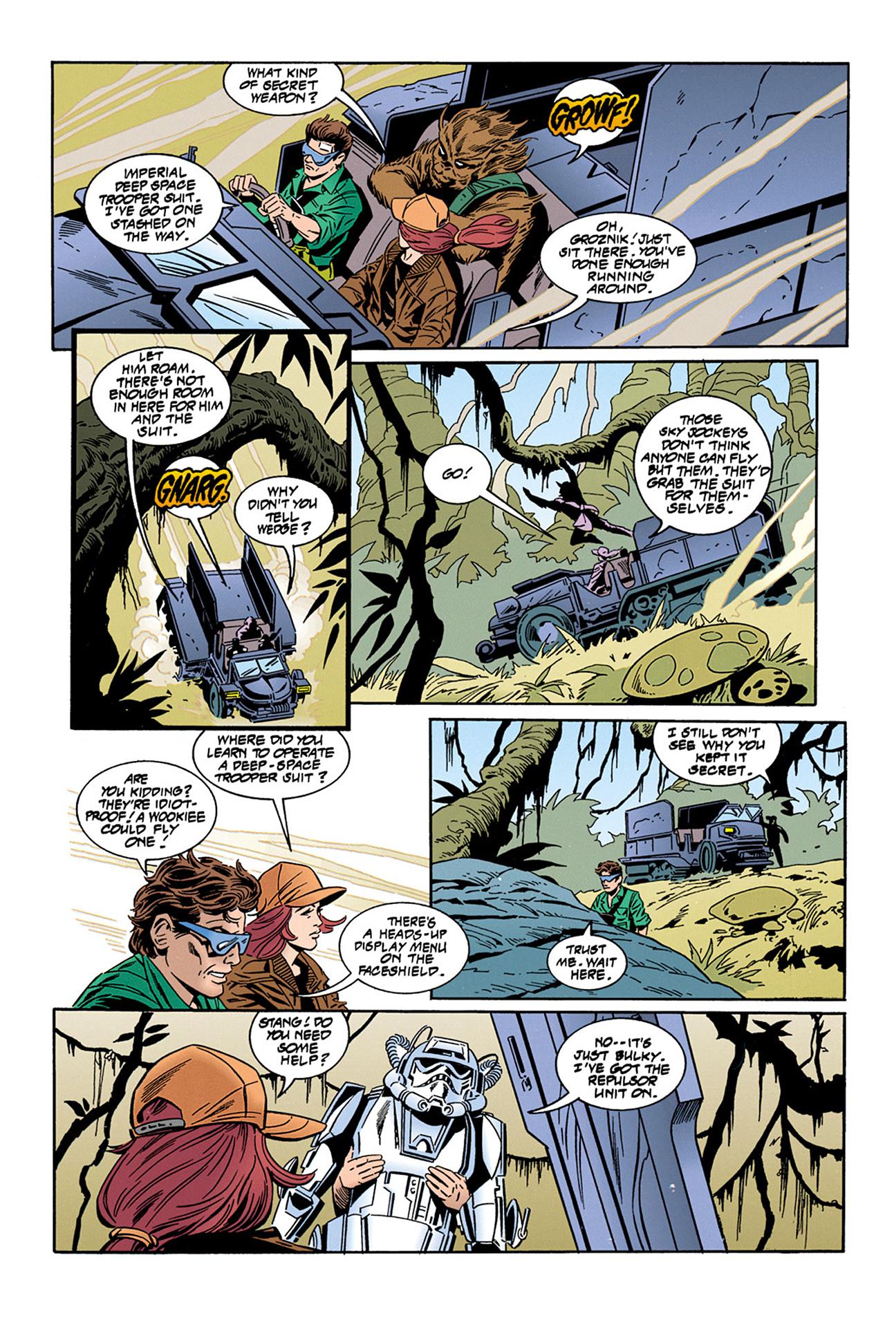 Read online Star Wars Omnibus comic -  Issue # Vol. 1 - 158