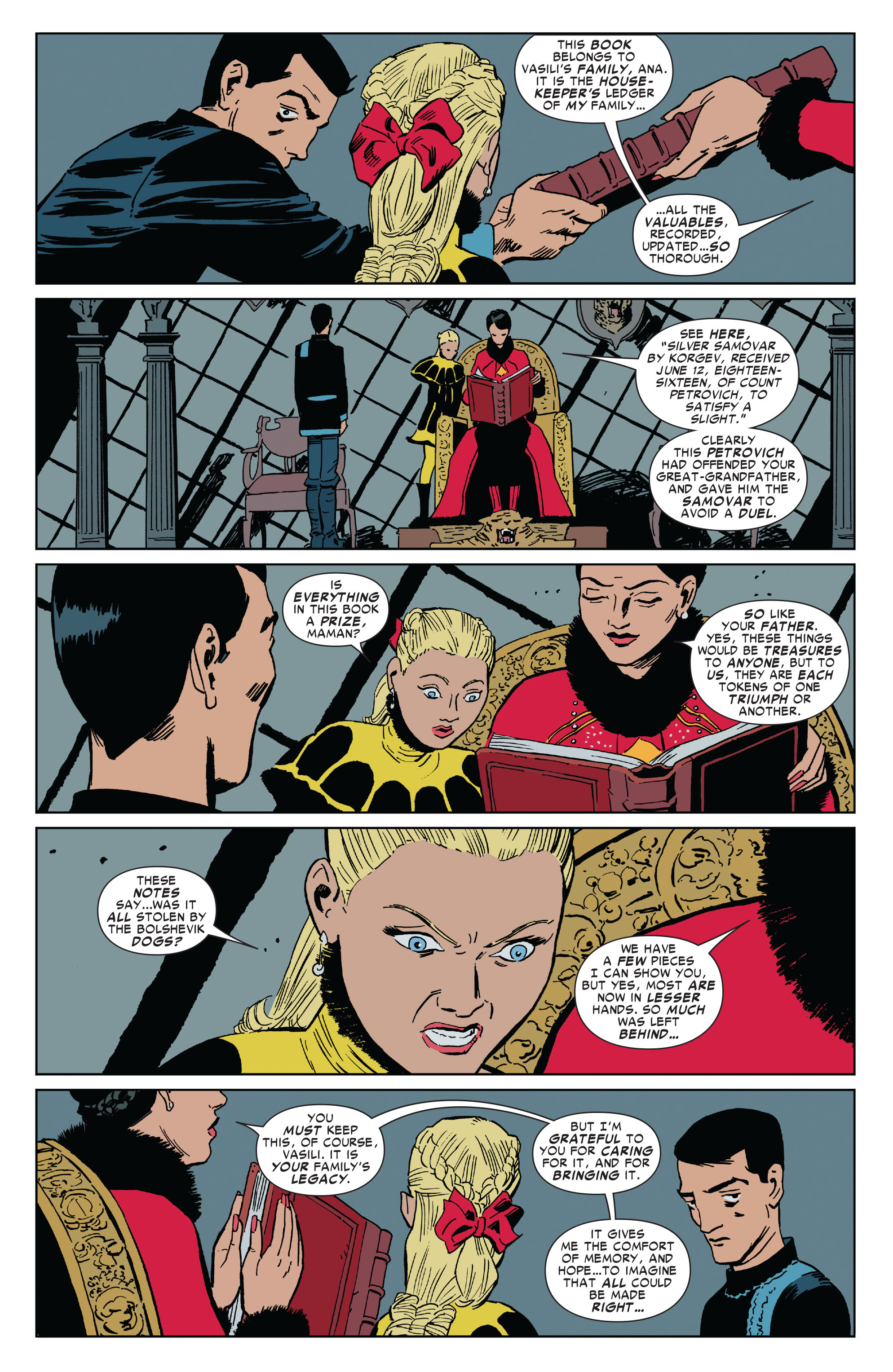 Read online Amazing Spider-Man Presents: Black Cat comic -  Issue #1 - 9