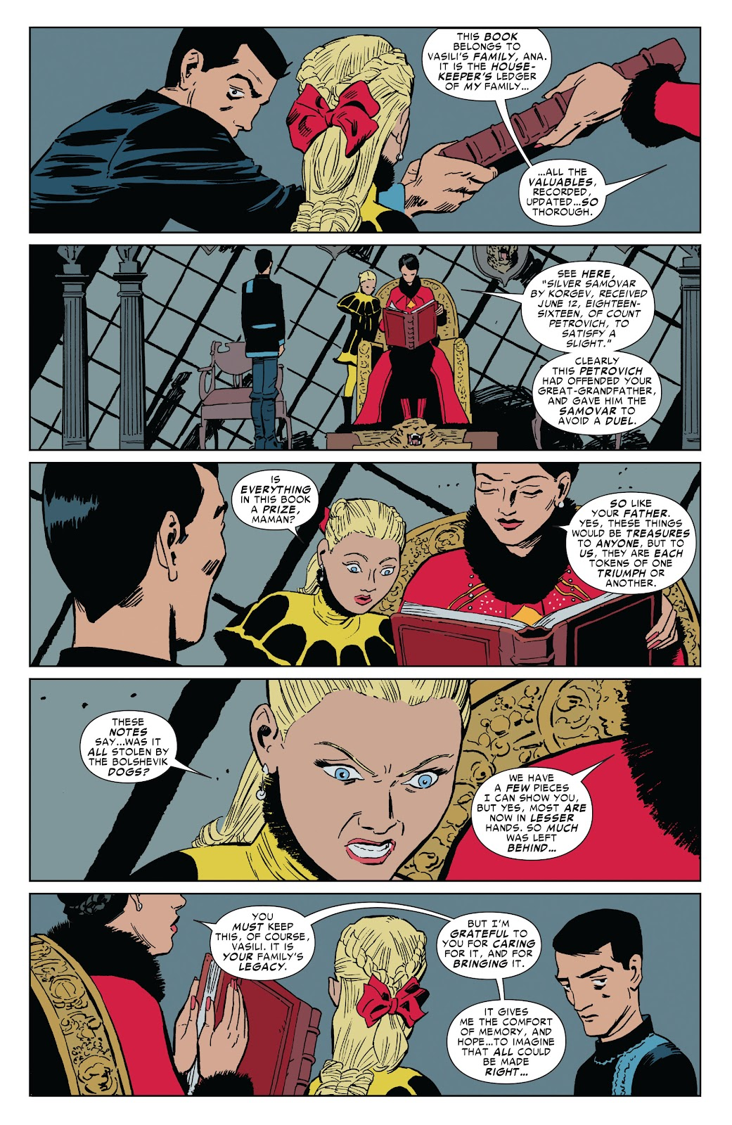 Amazing Spider-Man Presents: Black Cat Issue #1 #1 - English 9