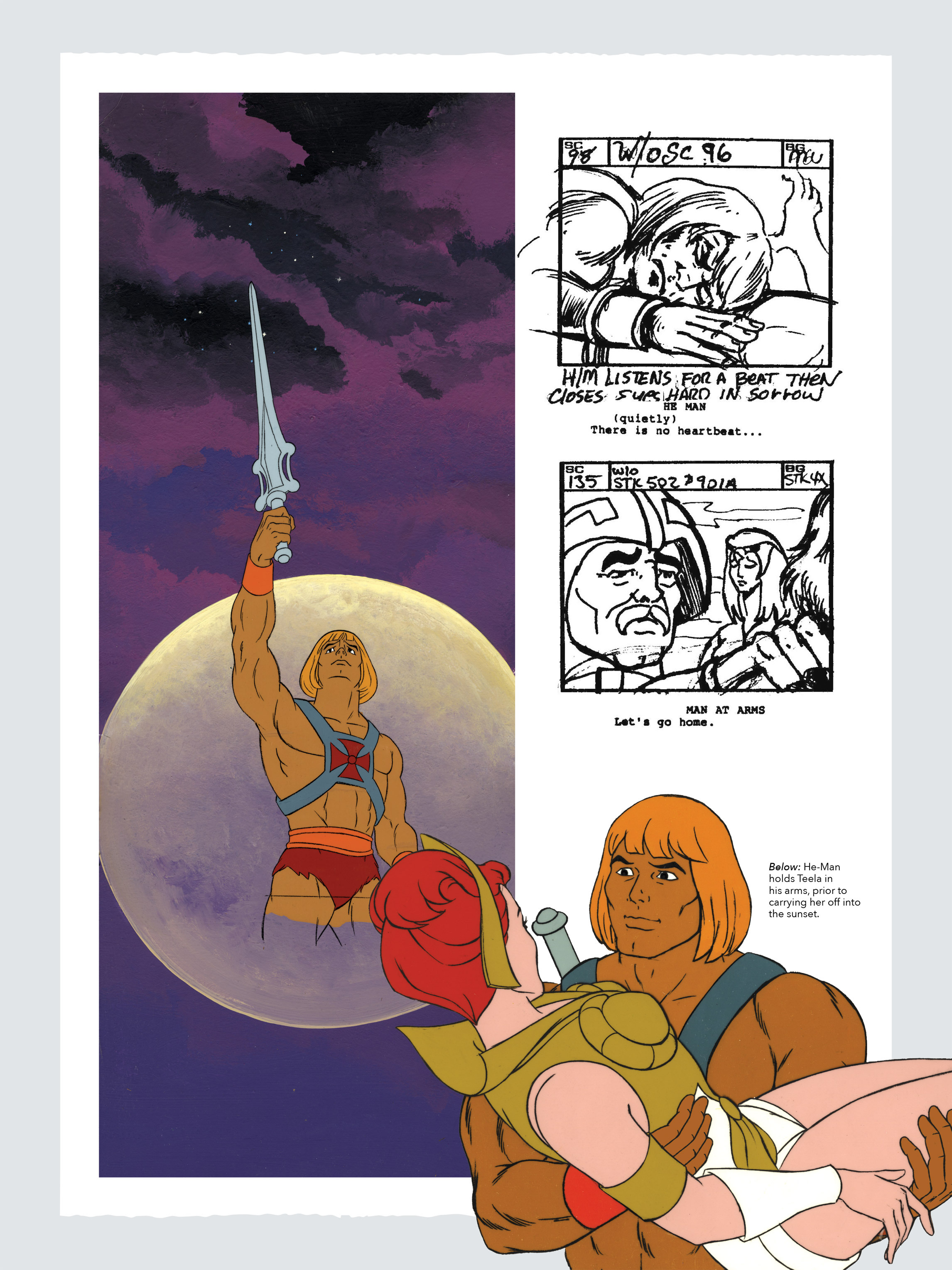 Read online He-Man and She-Ra: A Complete Guide to the Classic Animated Adventures comic -  Issue # TPB (Part 2) - 100