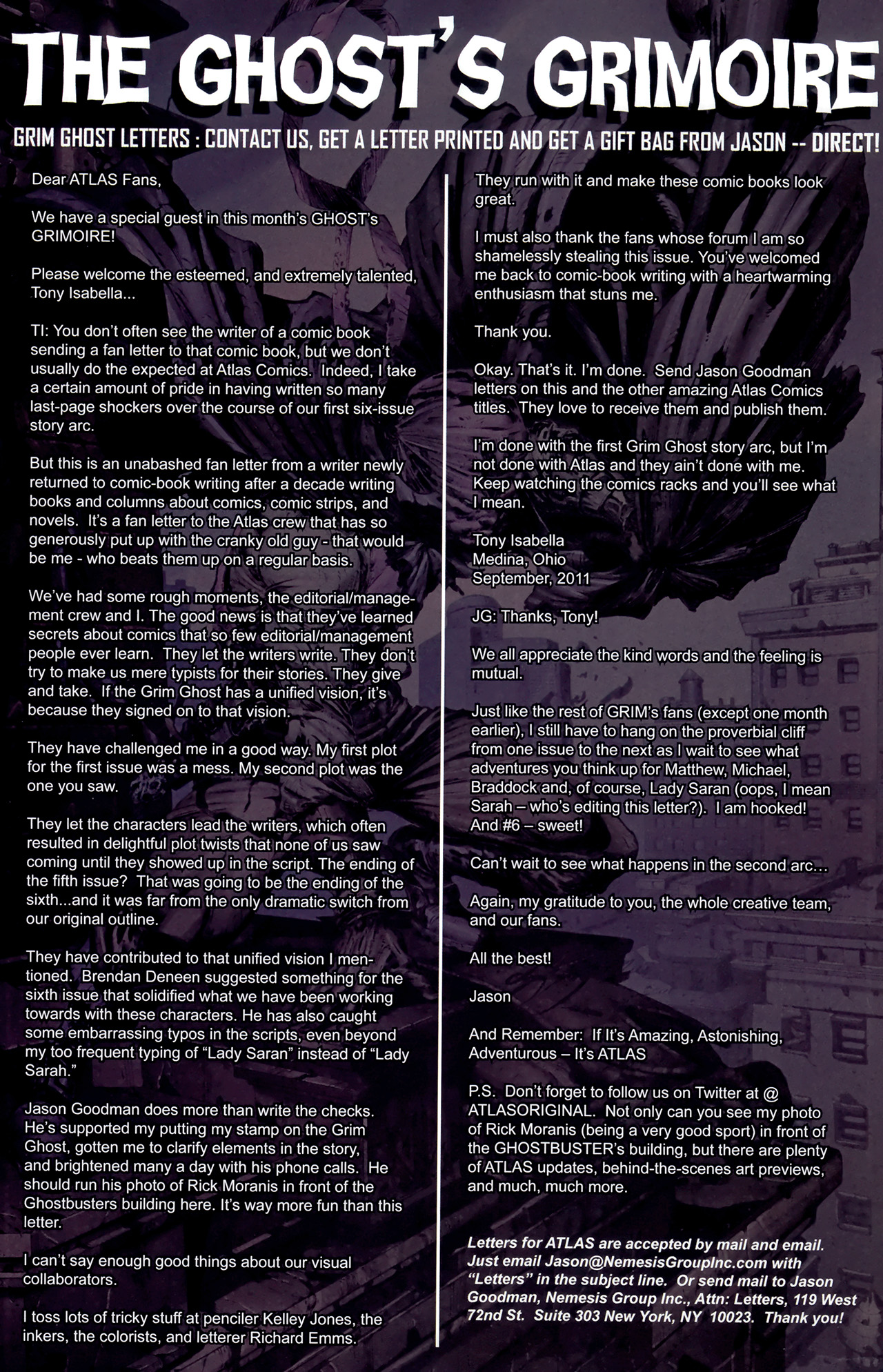 Read online The Grim Ghost comic -  Issue #5 - 25