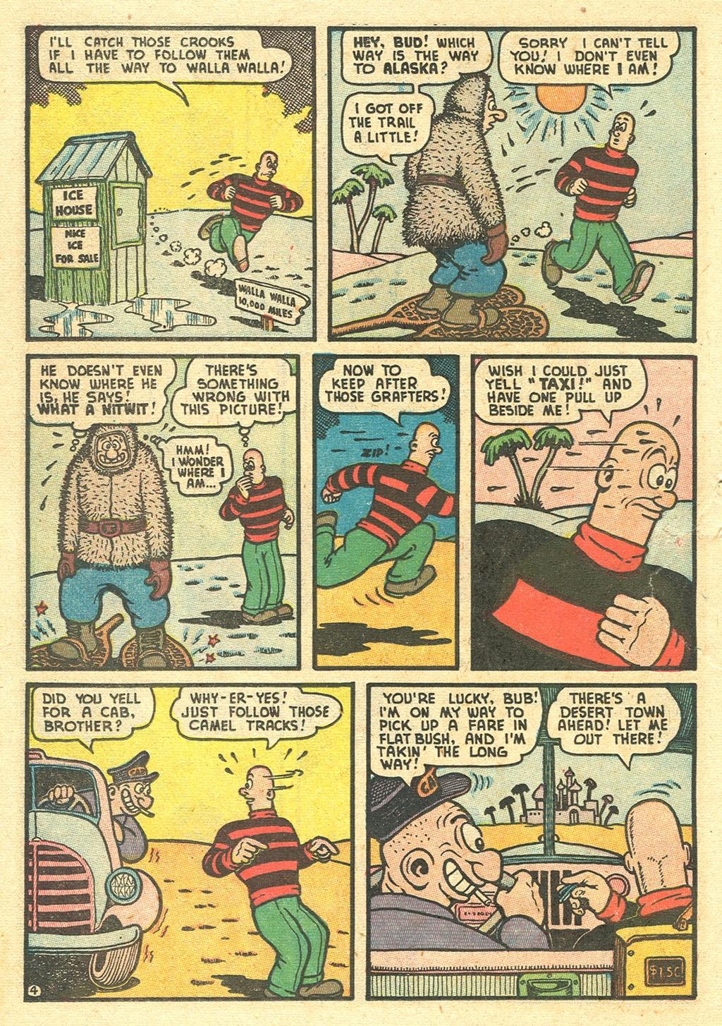 Tessie the Typist issue 11 - Page 34