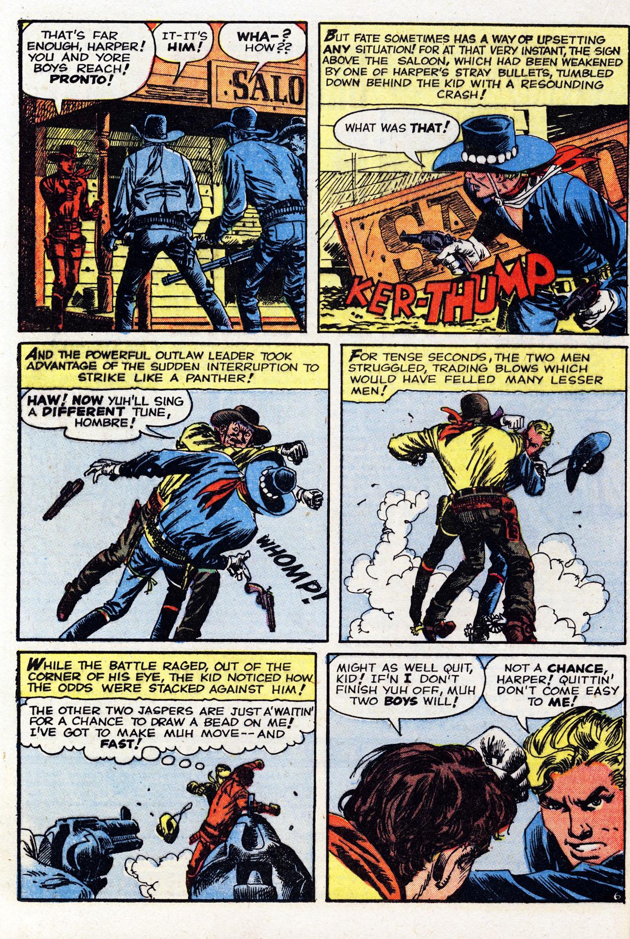 Read online Two-Gun Kid comic -  Issue #53 - 16