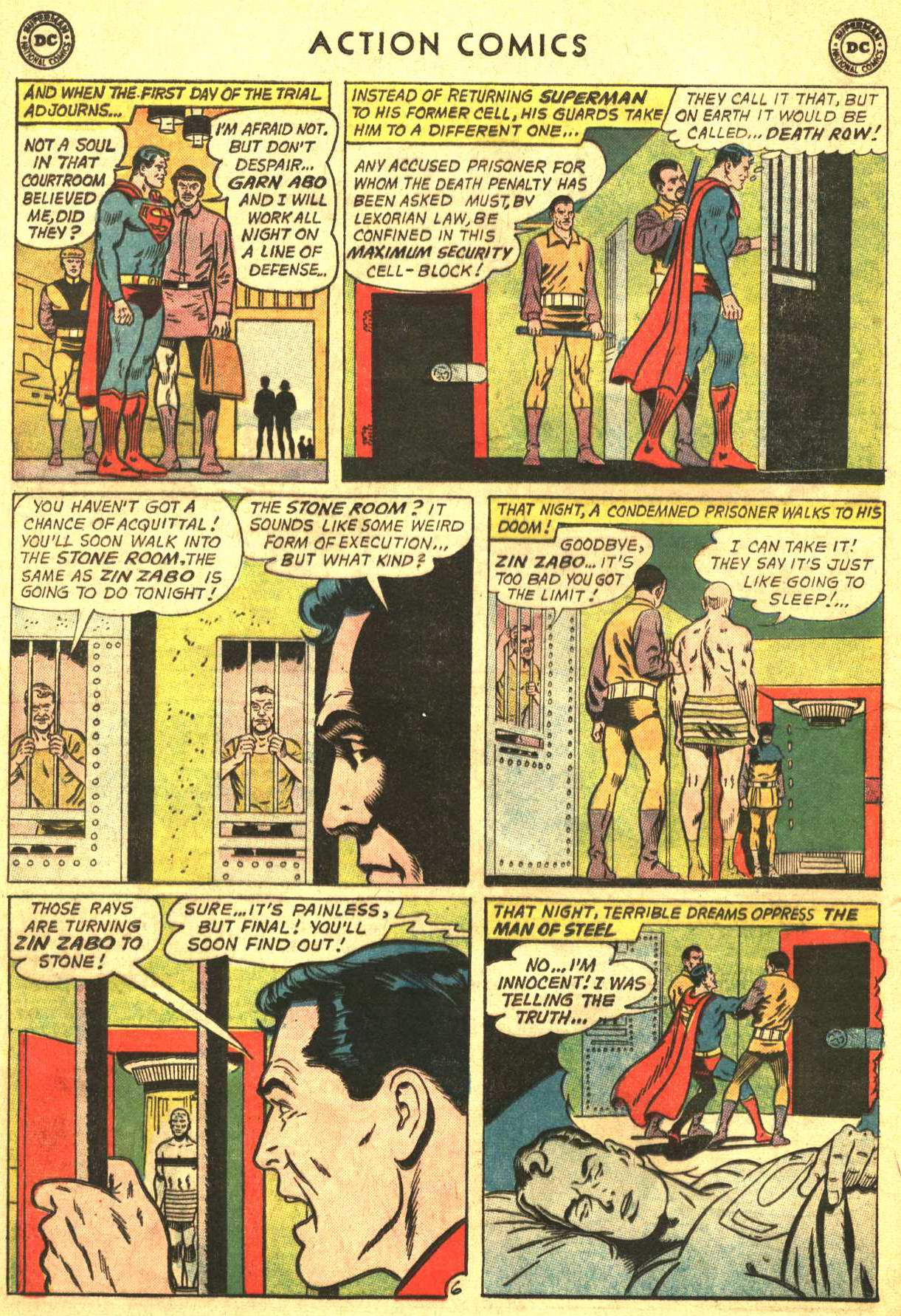 Read online Action Comics (1938) comic -  Issue #319 - 8