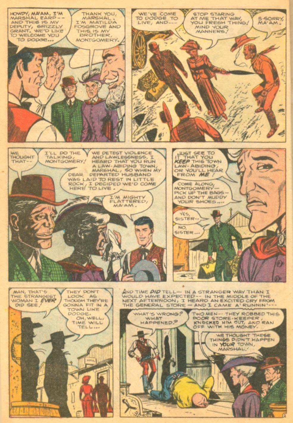 Wyatt Earp issue 21 - Page 12