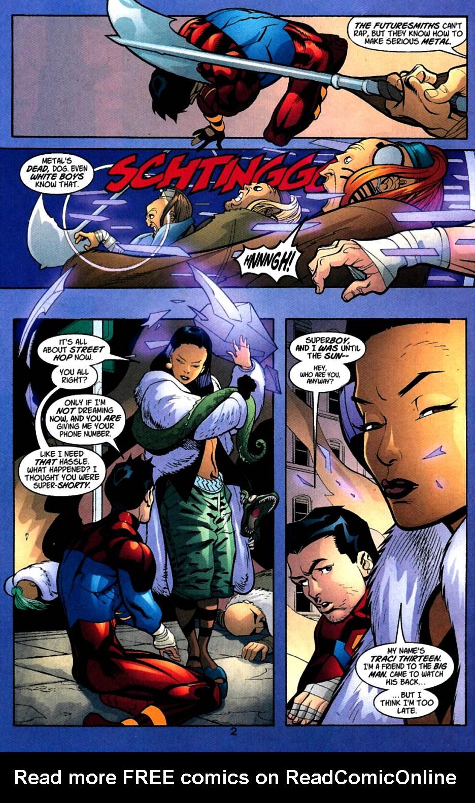 Action Comics (1938) 803 Page 2