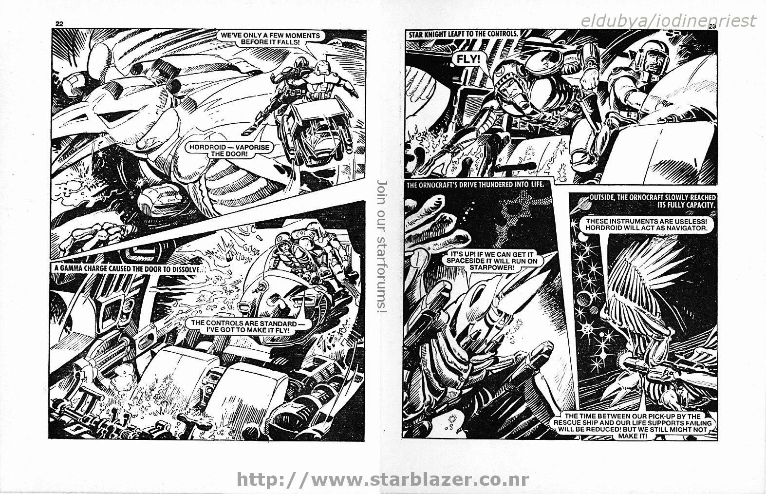 Starblazer issue 171 - Page 13