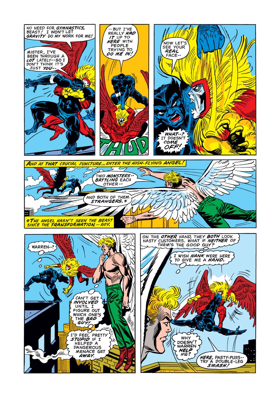 Read online Amazing Adventures (1970) comic -  Issue #15 - 9
