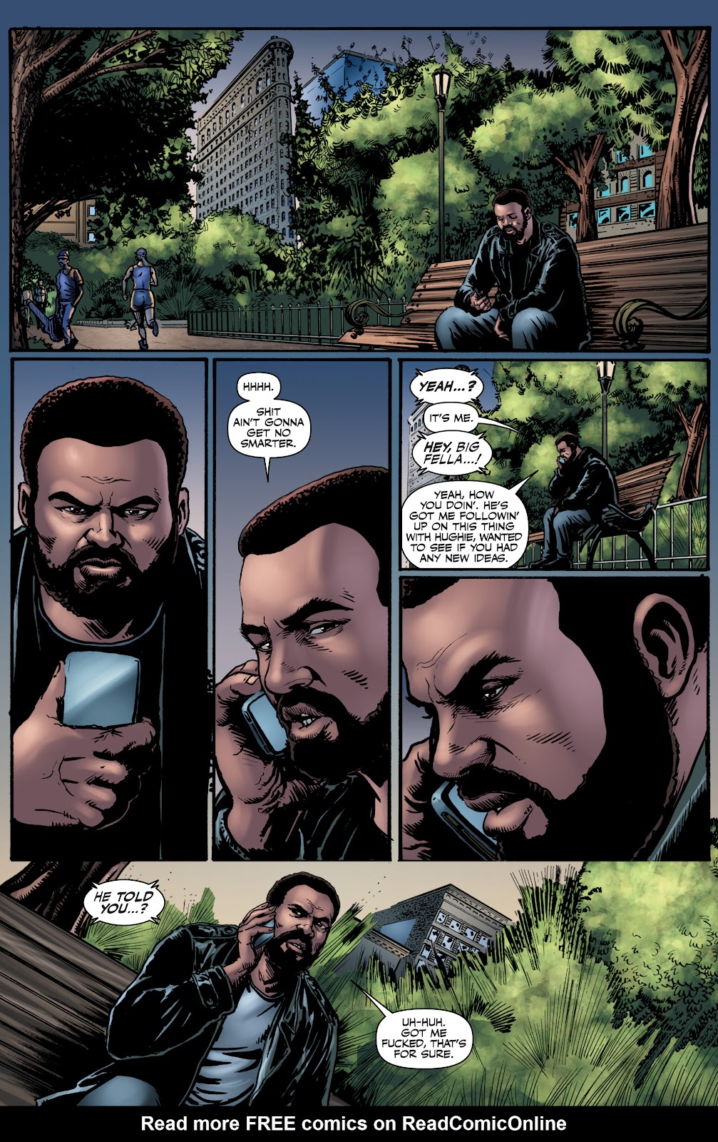 Read online The Boys Omnibus comic -  Issue # TPB 4 (Part 1) - 77