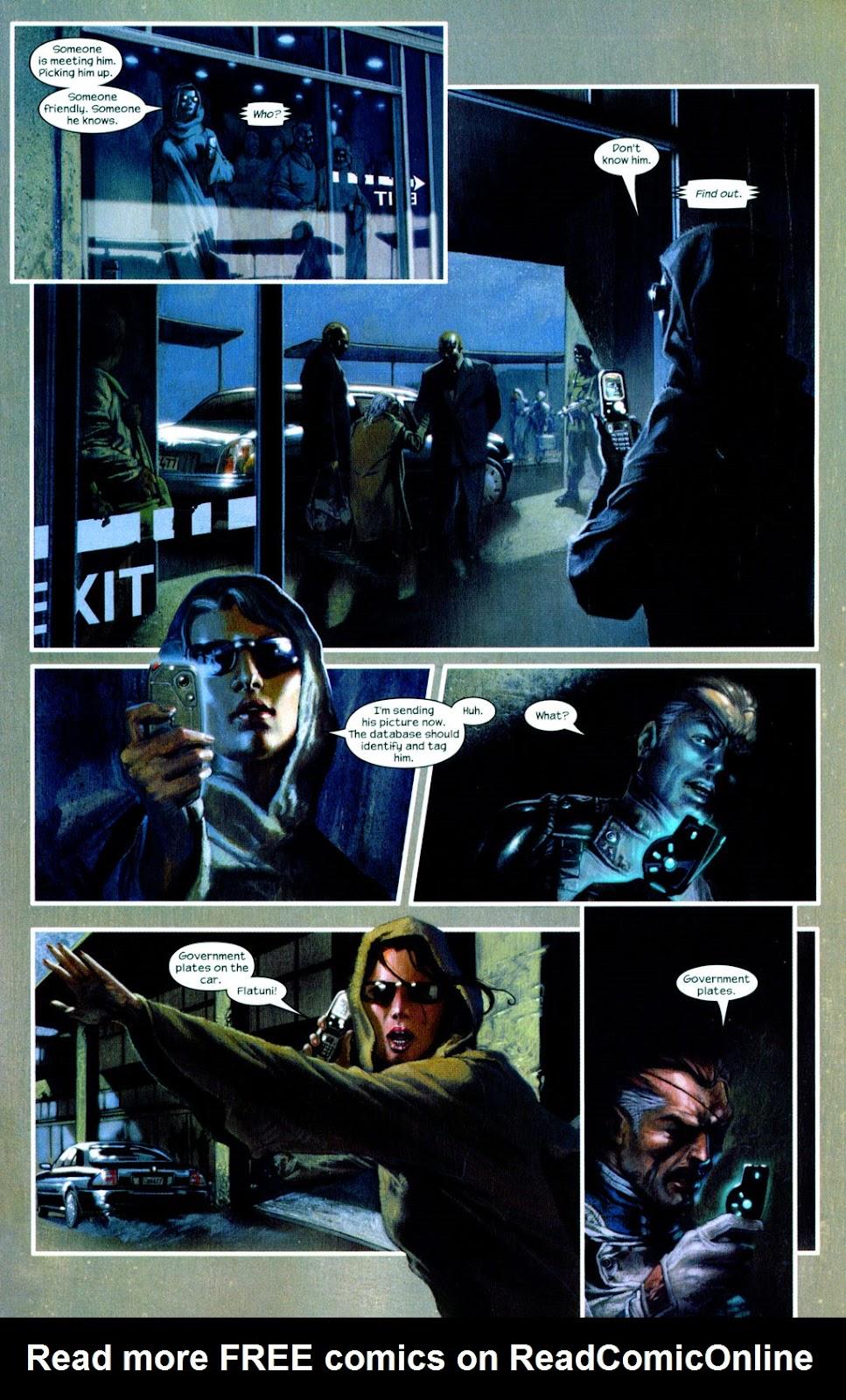 Read online Secret War comic -  Issue #1 - 19